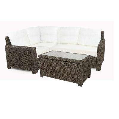 Popular Steel – Laguna Point – Outdoor Sectionals – Outdoor Lounge With Laguna Outdoor Sofas With Cushions (Gallery 8 of 20)
