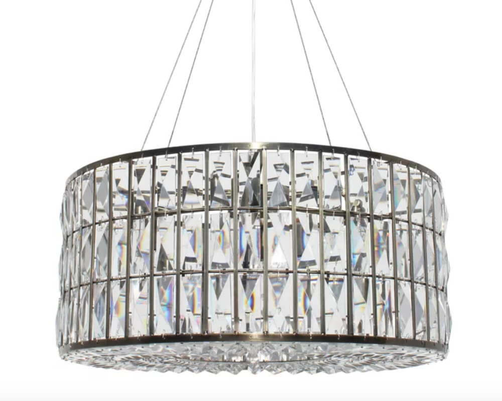 Pottery Barn Lighting Look Alikes For Less! — Trubuild For 2019 Hamza 6 Light Candle Style Chandeliers (View 16 of 20)