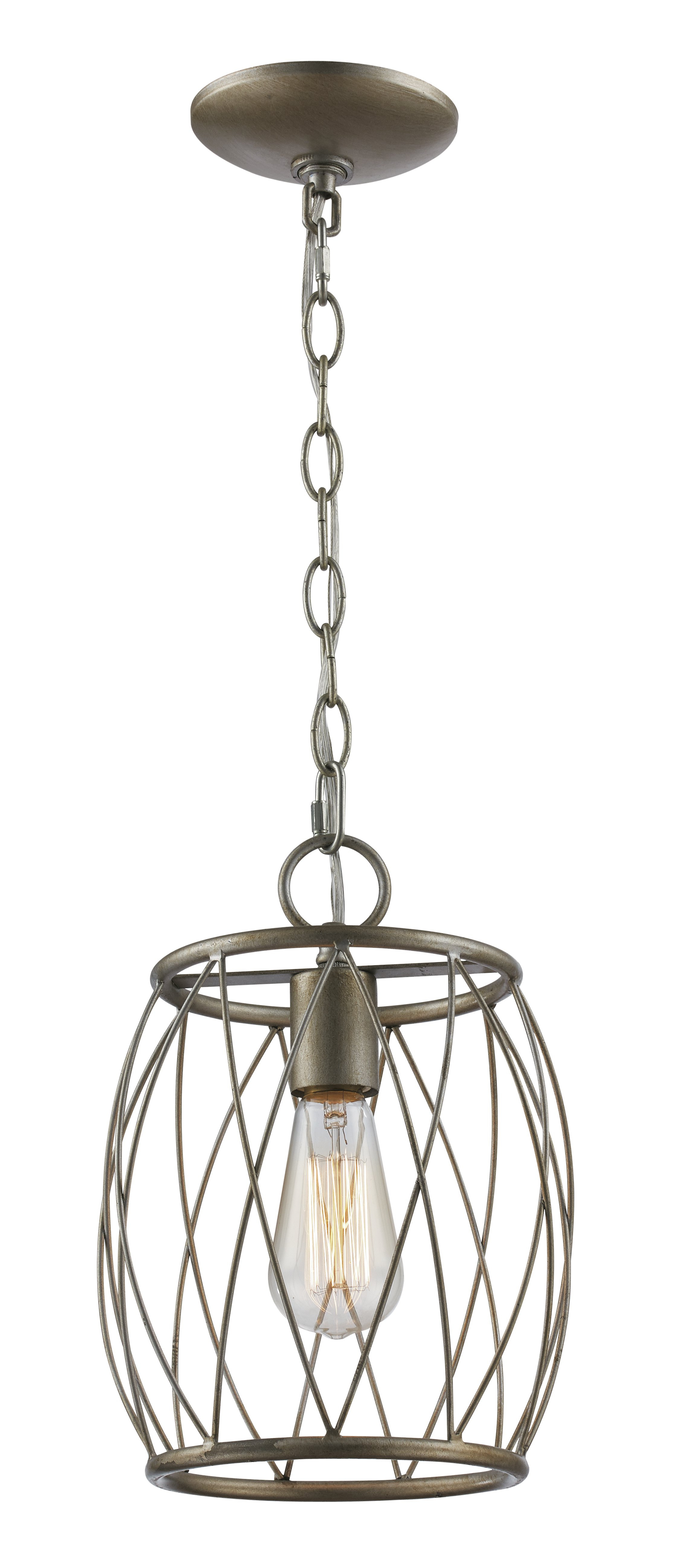 Poynter 1 Light Single Cylinder Pendant In Most Up To Date Poynter 1 Light Single Cylinder Pendants (Gallery 2 of 20)