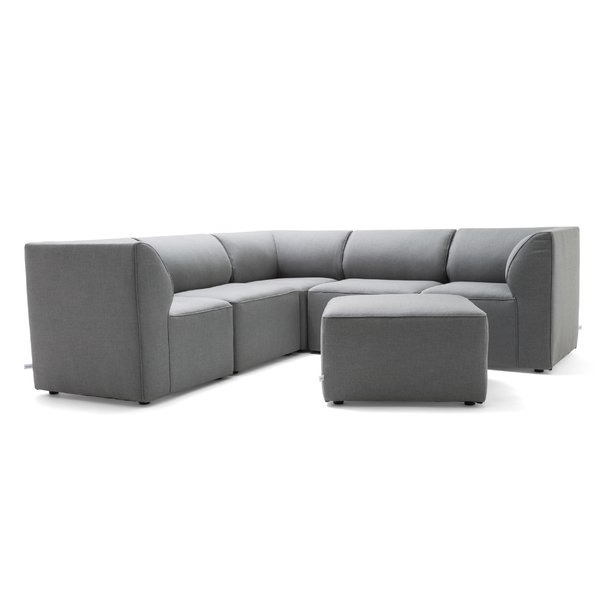 Preferred Big Joe Patio Sectional With Cushions Inside Madison Avenue Patio Sectionals With Sunbrella Cushions (Gallery 7 of 20)