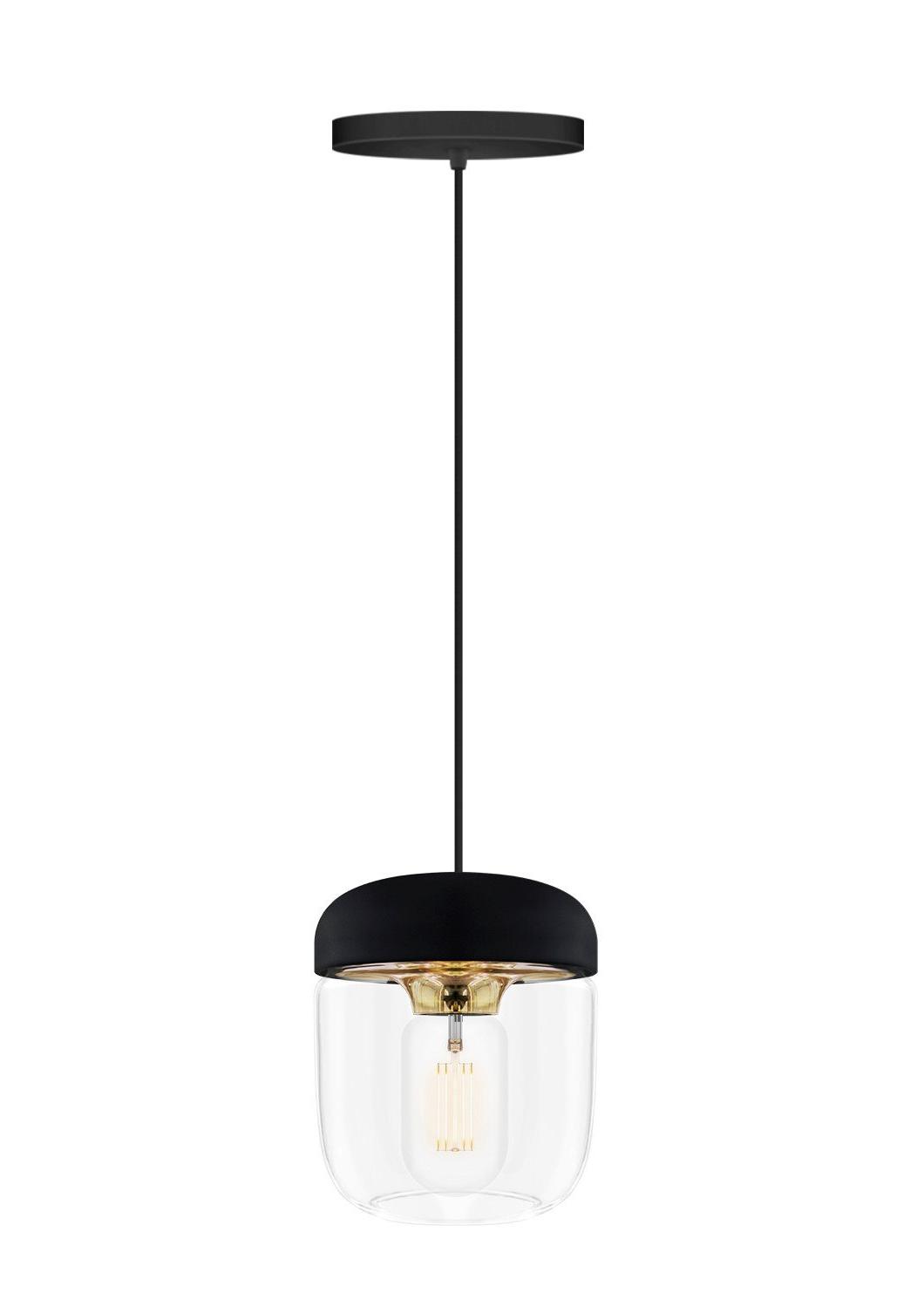 Preferred Burslem 3 Light Single Drum Pendants For Hisako 1 Light Bulb Pendant (View 16 of 20)