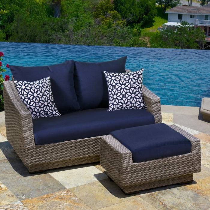 Preferred Castelli Loveseats With Cushions Within Castelli Loveseat With Cushions (Gallery 4 of 20)