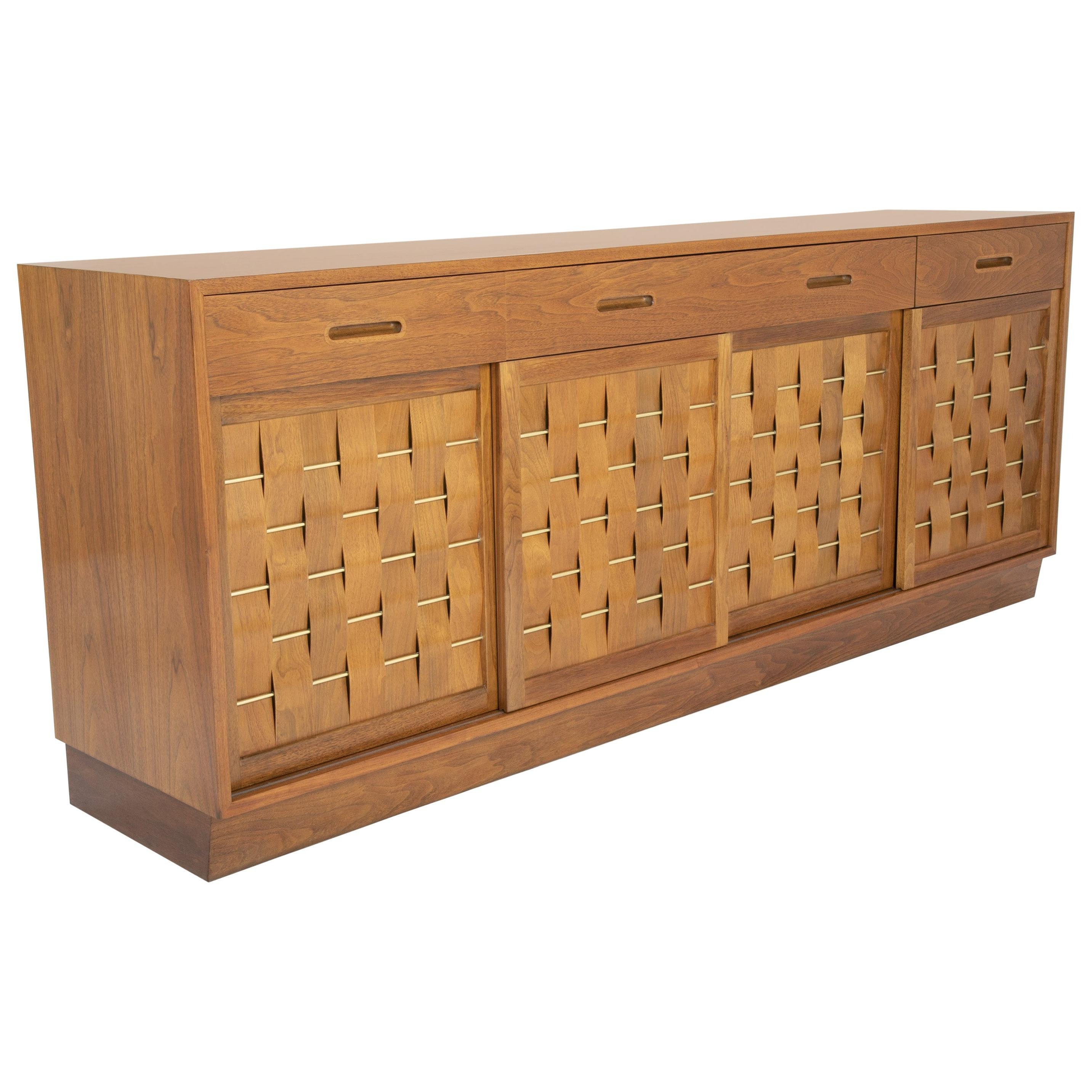 Preferred Edward Wormley Sideboards – 38 For Sale At 1Stdibs Within Gertrude Sideboards (View 6 of 20)