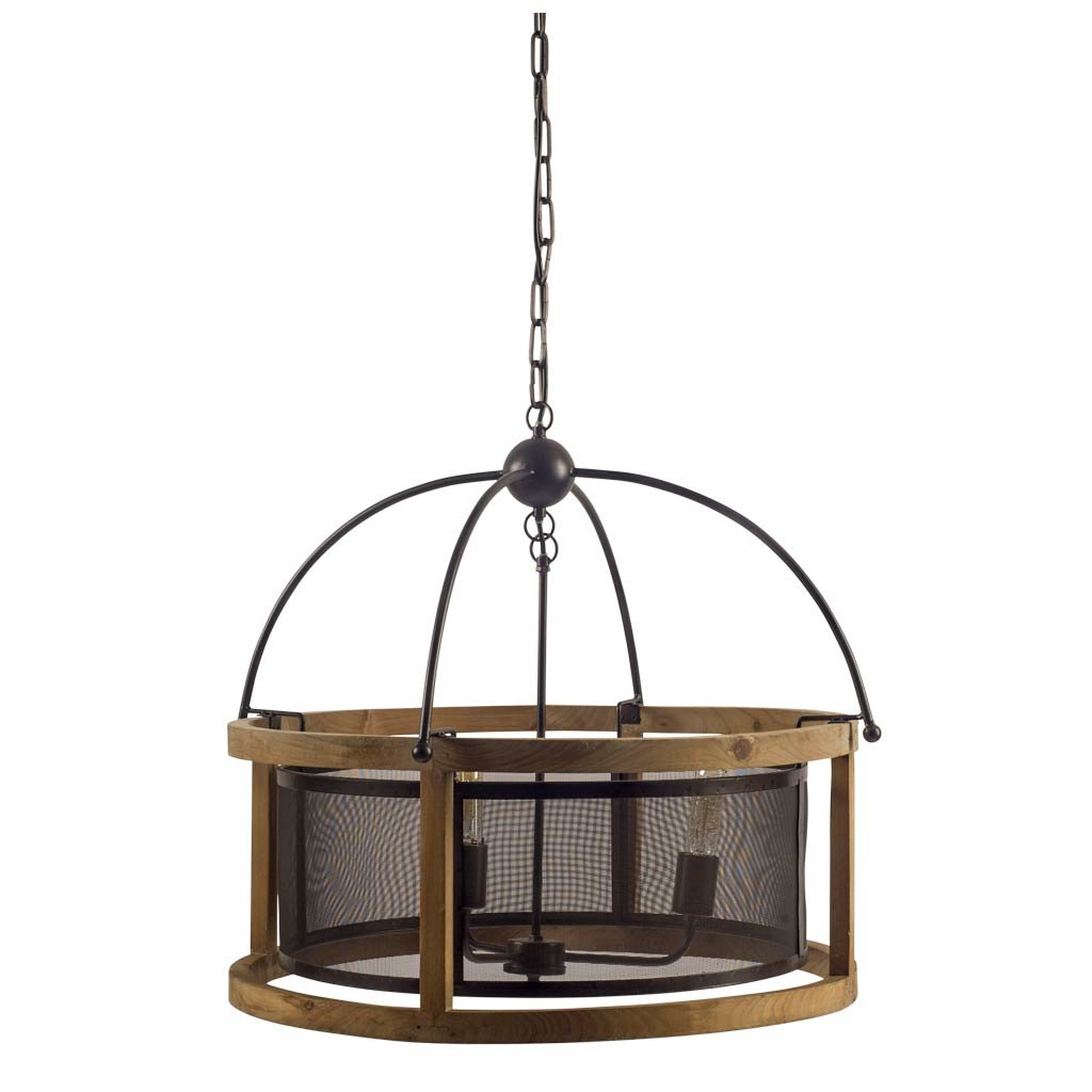 Preferred Farrier 3 Light Lantern Drum Pendants Pertaining To Stidham 3 Light Lantern Drum Pendant (View 18 of 20)
