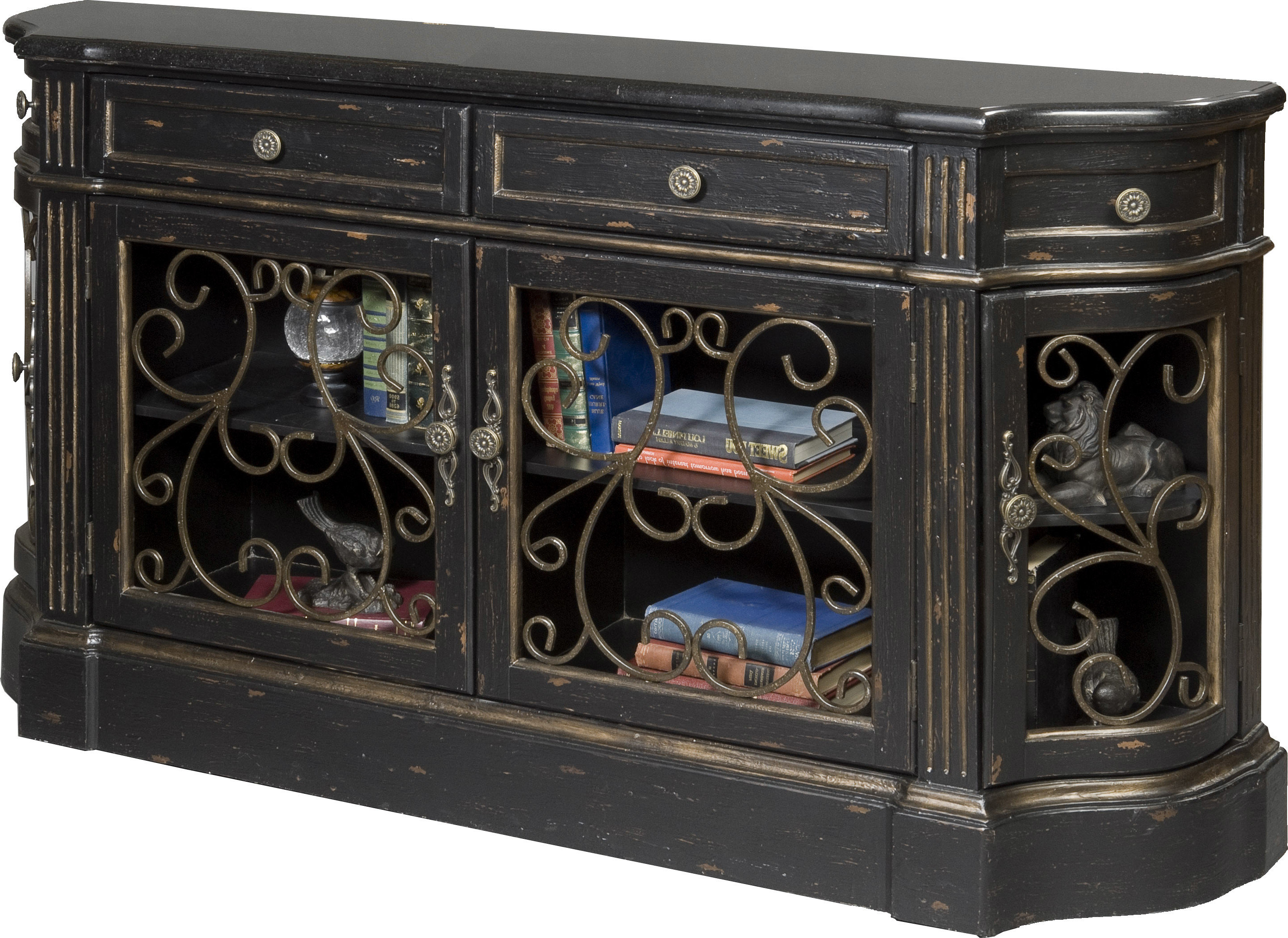 Preferred Ilyan Traditional Wood Sideboards Pertaining To Salkeld Sideboard (View 15 of 20)