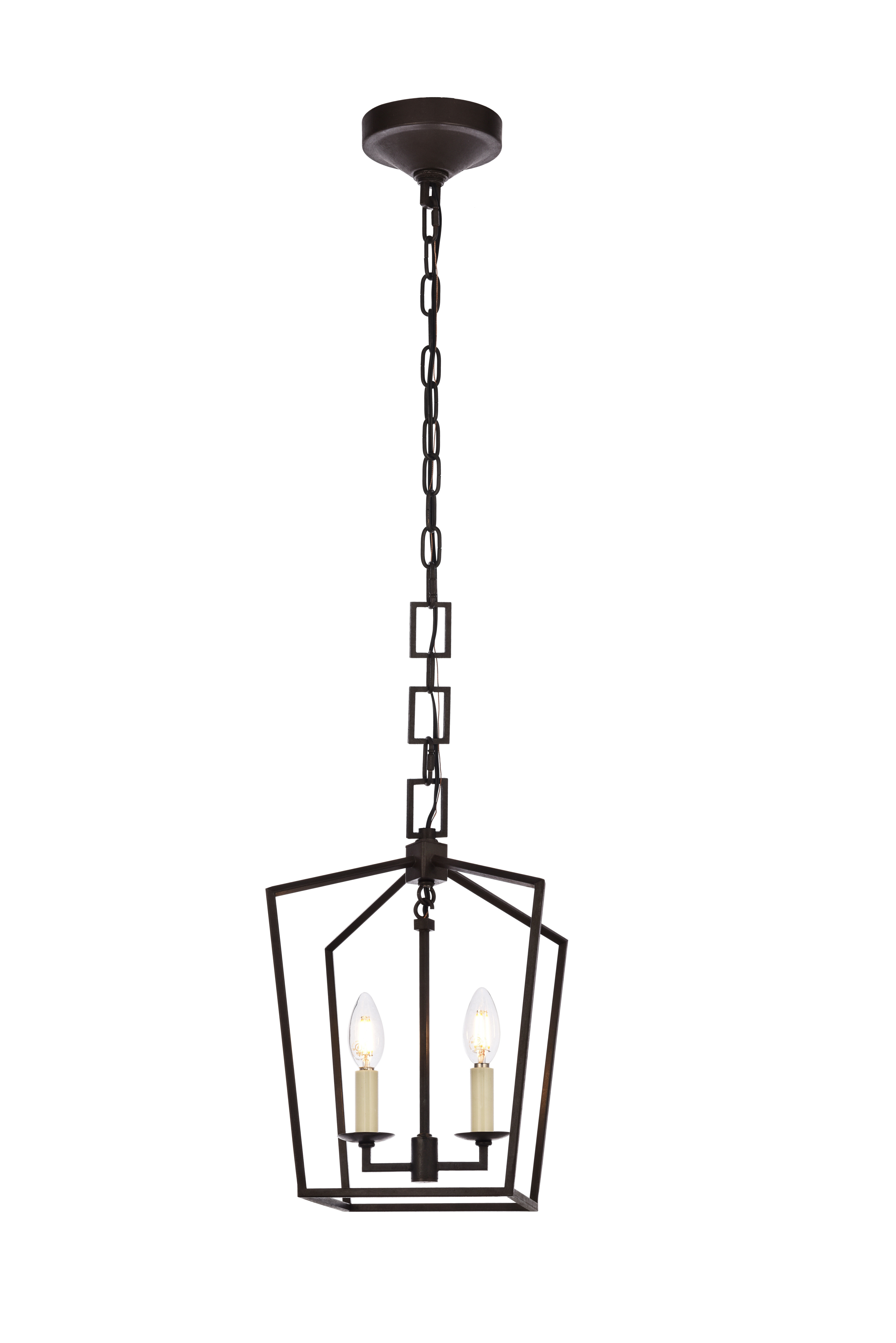 Preferred Isoline 2 Light Geometric Pendant Intended For Isoline 2 Light Lantern Geometric Pendants (View 16 of 20)
