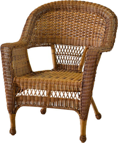 Preferred Karan And Wicker Lane Chair For Karan Wicker Patio Loveseats (View 13 of 20)