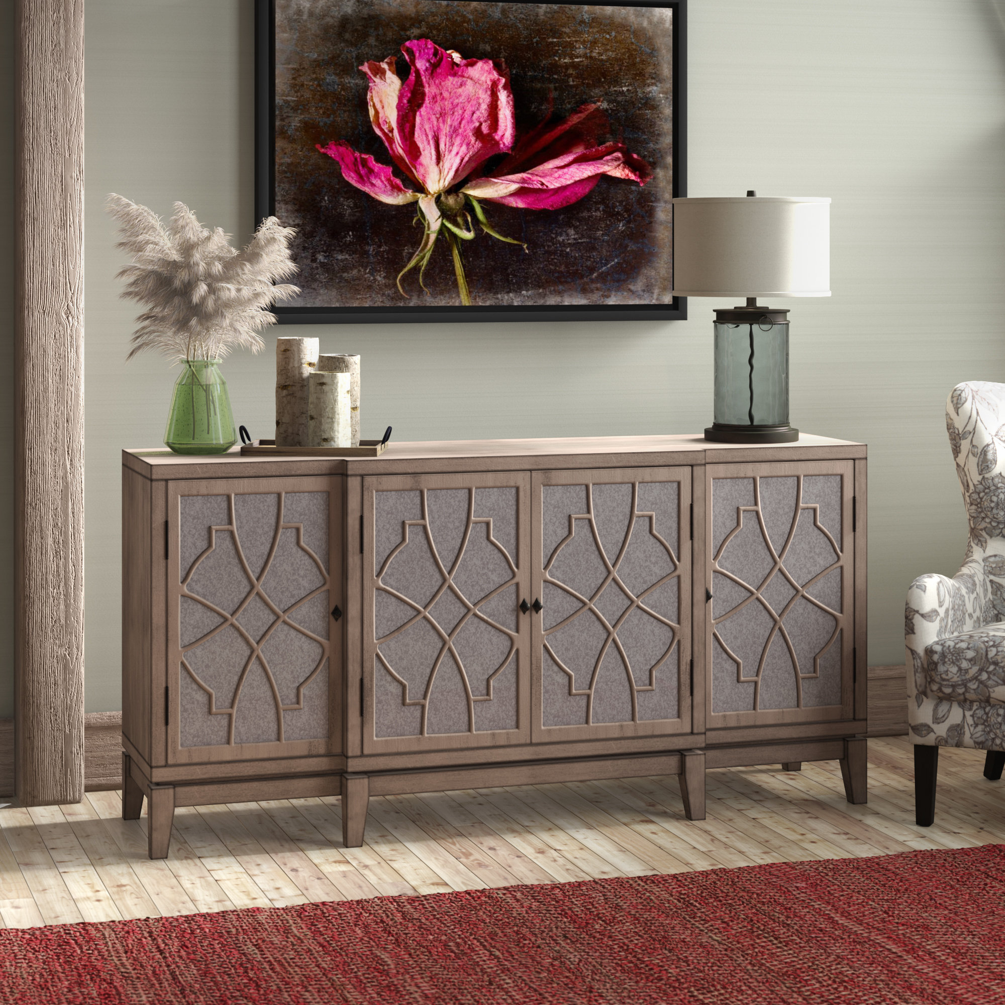 Preferred Kendall Sideboard With Kendall Sideboards (Gallery 4 of 20)