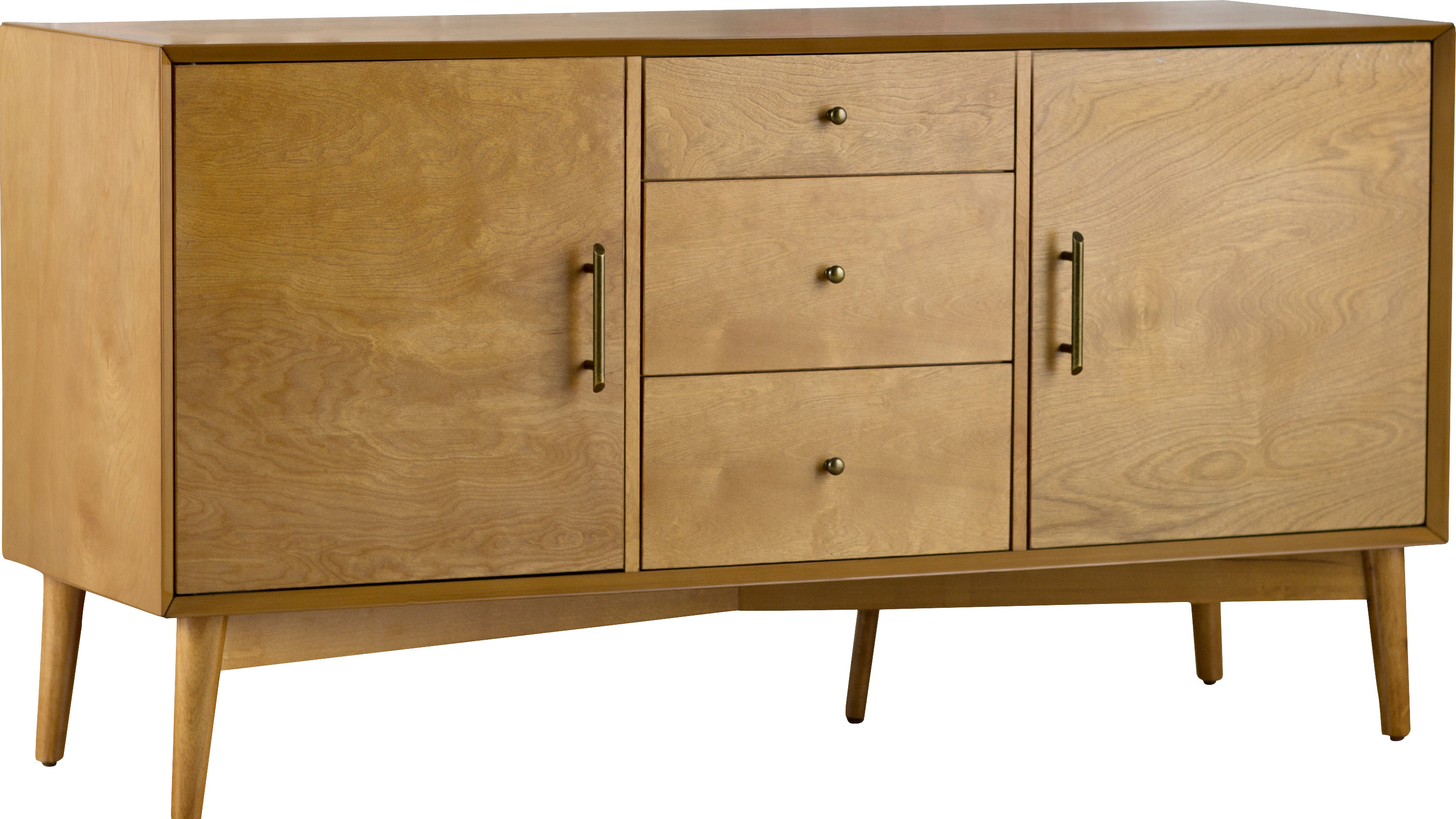 Preferred Longley Sideboards Within Modern Brown Sideboards + Buffets (View 19 of 20)