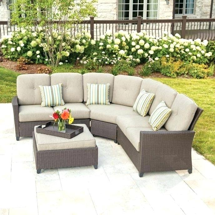 Preferred Purington Circular Patio Sectionals With Cushions Intended For Circular Outdoor Sectional – Budapestsightseeing (View 7 of 20)