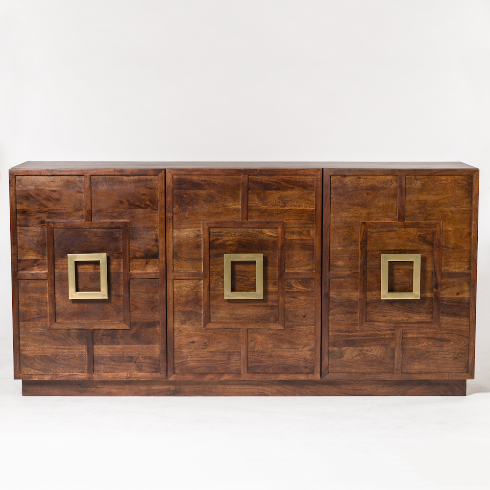Preferred Steinhatchee Reclaimed Pine 4 Door Sideboards With Dining – Page 3 – Alder & Tweed Furniture (View 11 of 20)