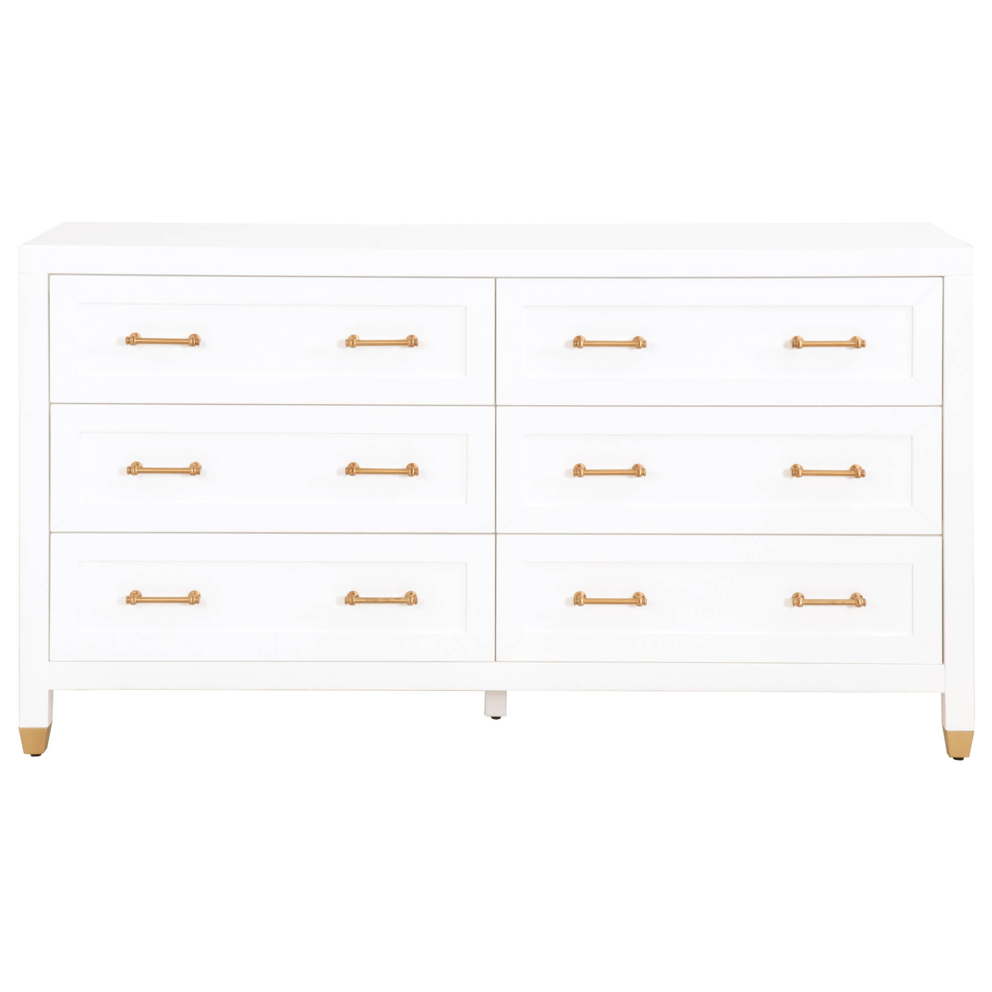 Preferred Stella 6 Drawer Double Dresser Within Stella Sideboards (Gallery 10 of 20)