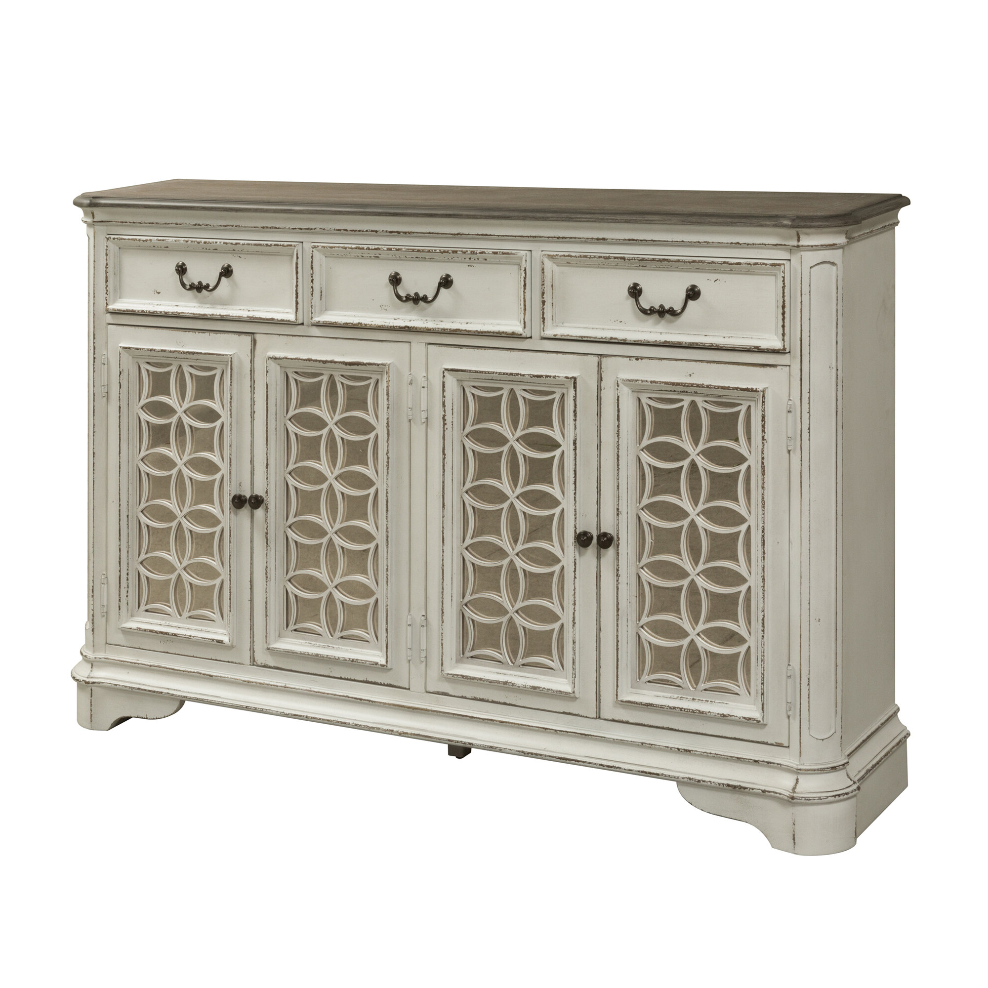 Preferred Tiphaine Sideboards In Lark Manor Tiphaine Sideboard (View 4 of 20)