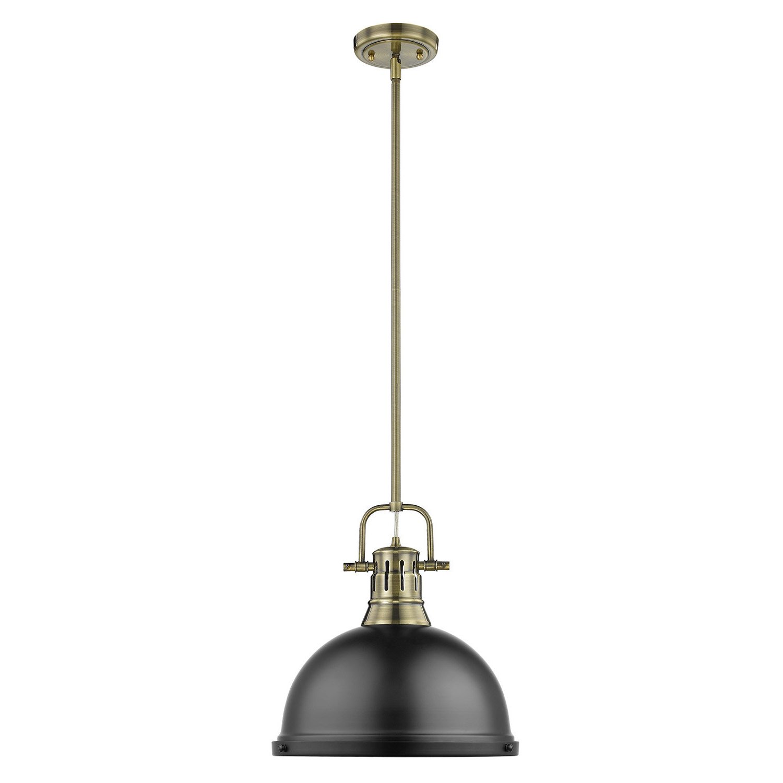 Priston 1 Light Single Dome Pendants Throughout Preferred Bodalla 1 Light Single Dome Pendant (Gallery 10 of 20)
