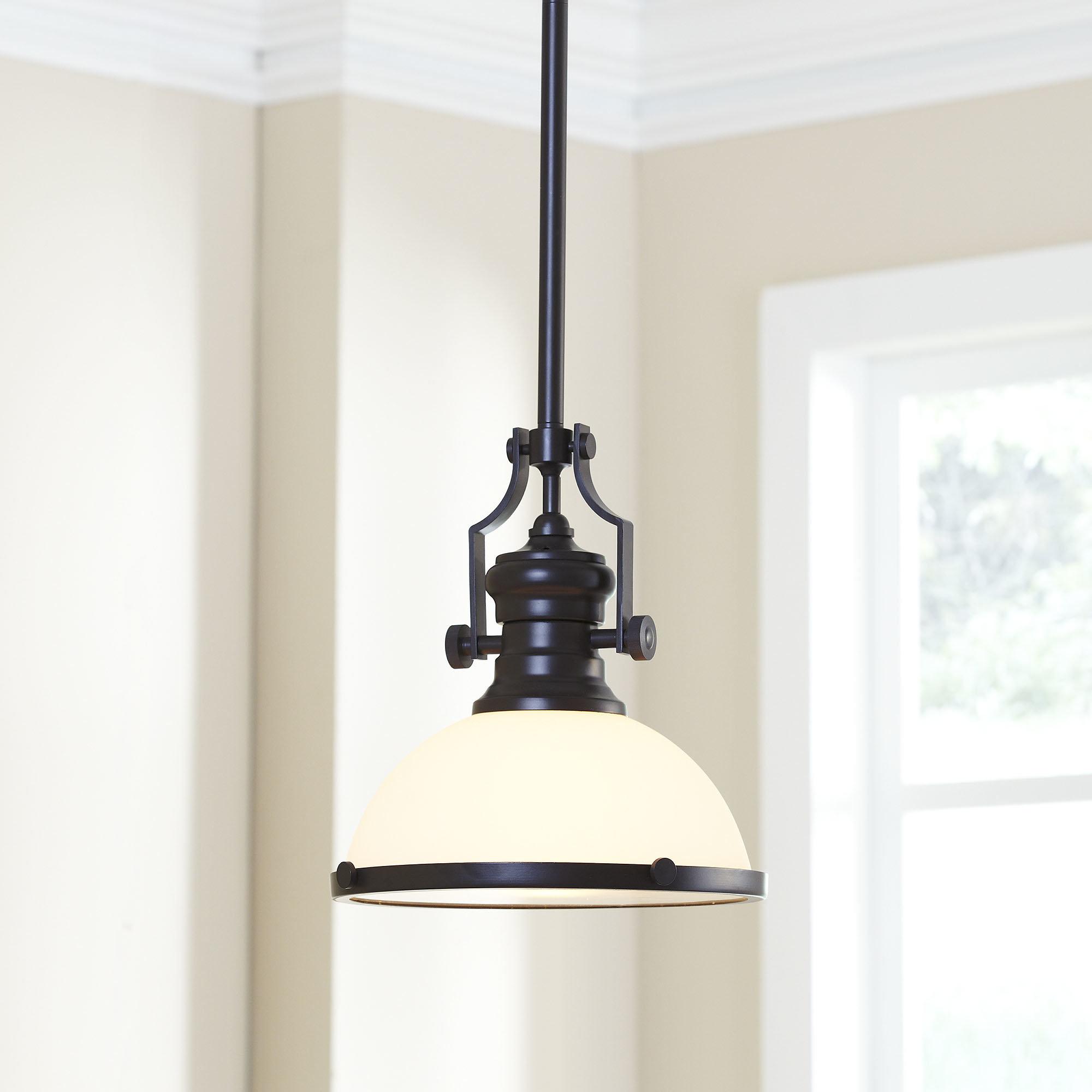 Proctor 1 Light Bowl Pendants In Fashionable Proctor 1 Light Bowl Pendant (Gallery 4 of 20)