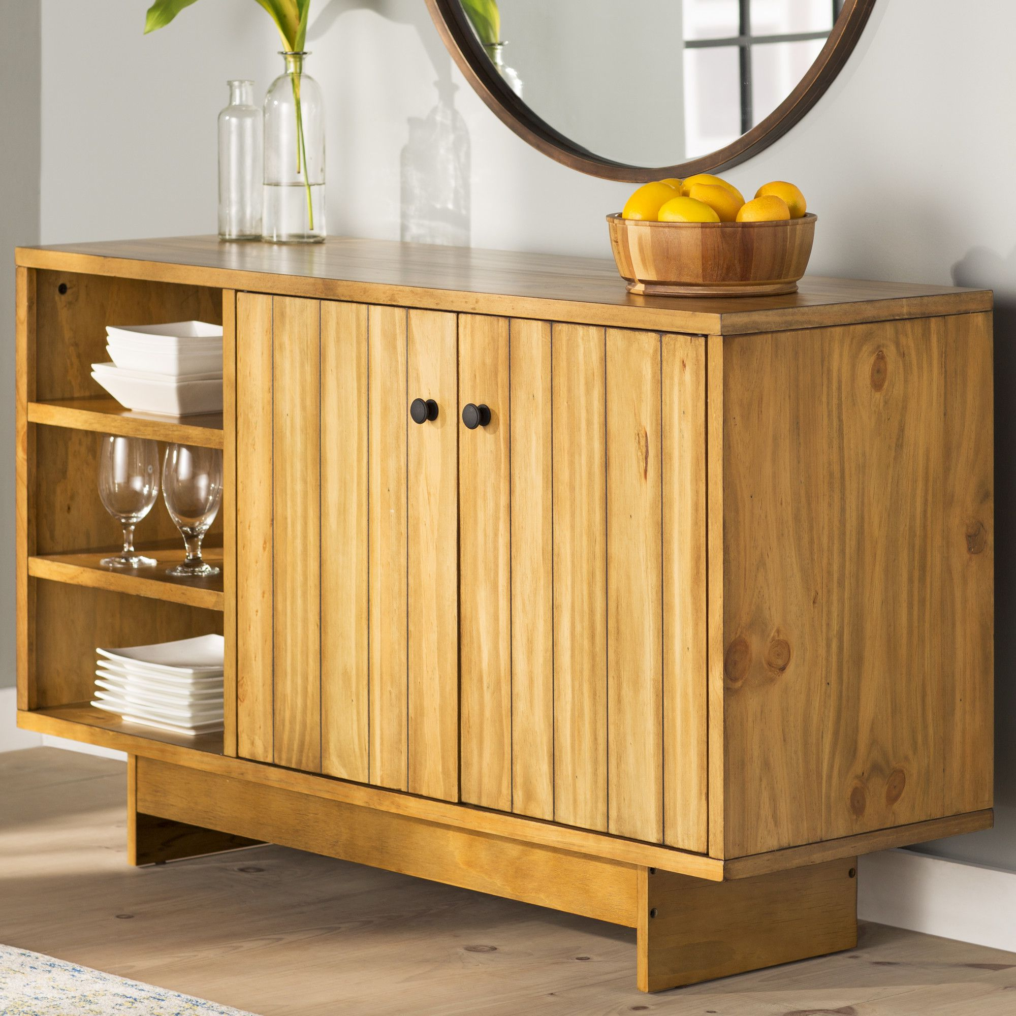 Products Pertaining To Most Popular Avenal Sideboards (View 3 of 20)
