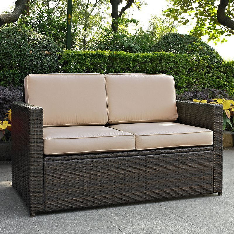 Products Regarding Mosca Patio Loveseats With Cushions (Gallery 7 of 20)