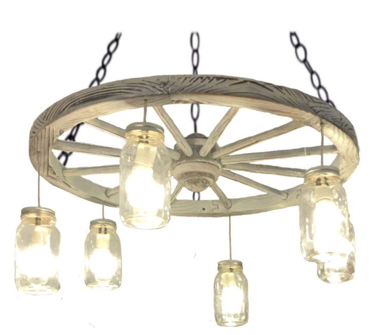 Products You With Regard To Widely Used Janette 5 Light Wagon Wheel Chandeliers (View 15 of 20)