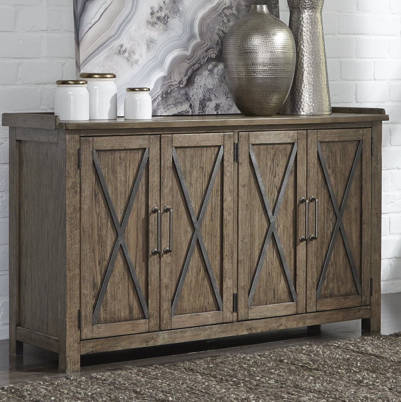 Pyburn Sideboard In Fashionable Raunds Sideboards (Gallery 4 of 20)