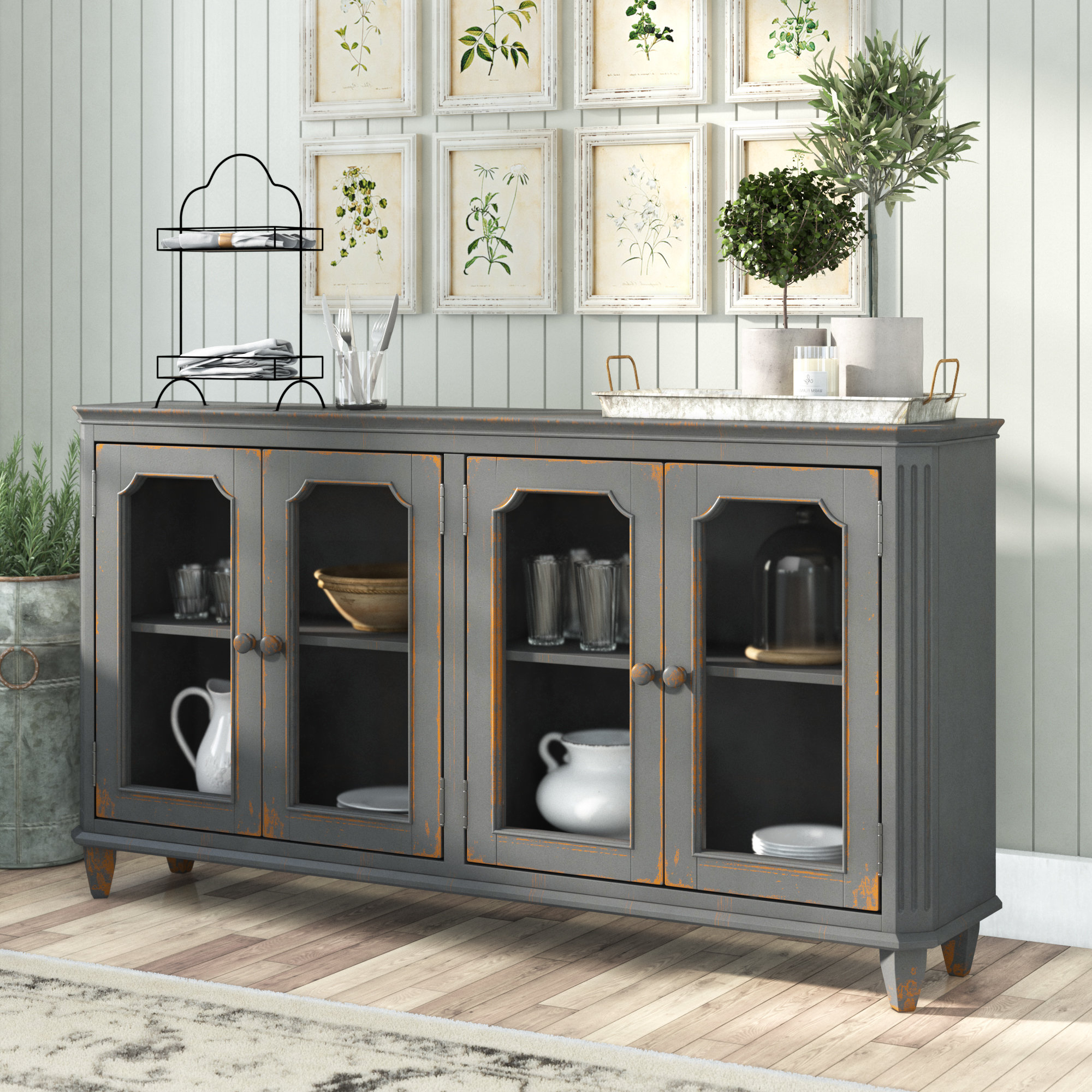Raunds Accent Cabinet Within Most Recently Released Raunds Sideboards (View 16 of 20)