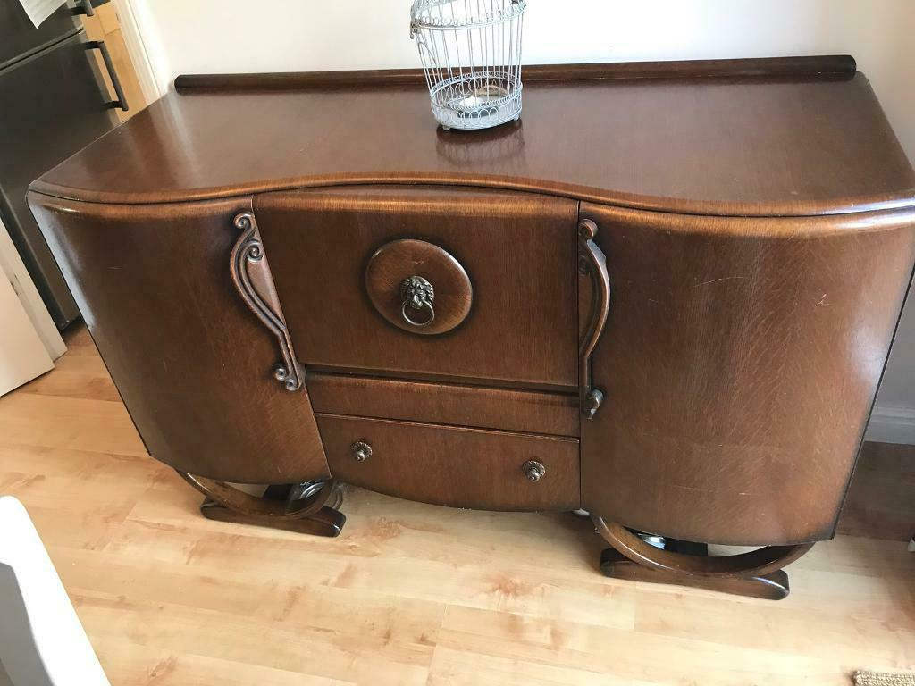 Raunds Sideboards Throughout 2020 Sideboard Art Deco – Vintage (View 12 of 20)