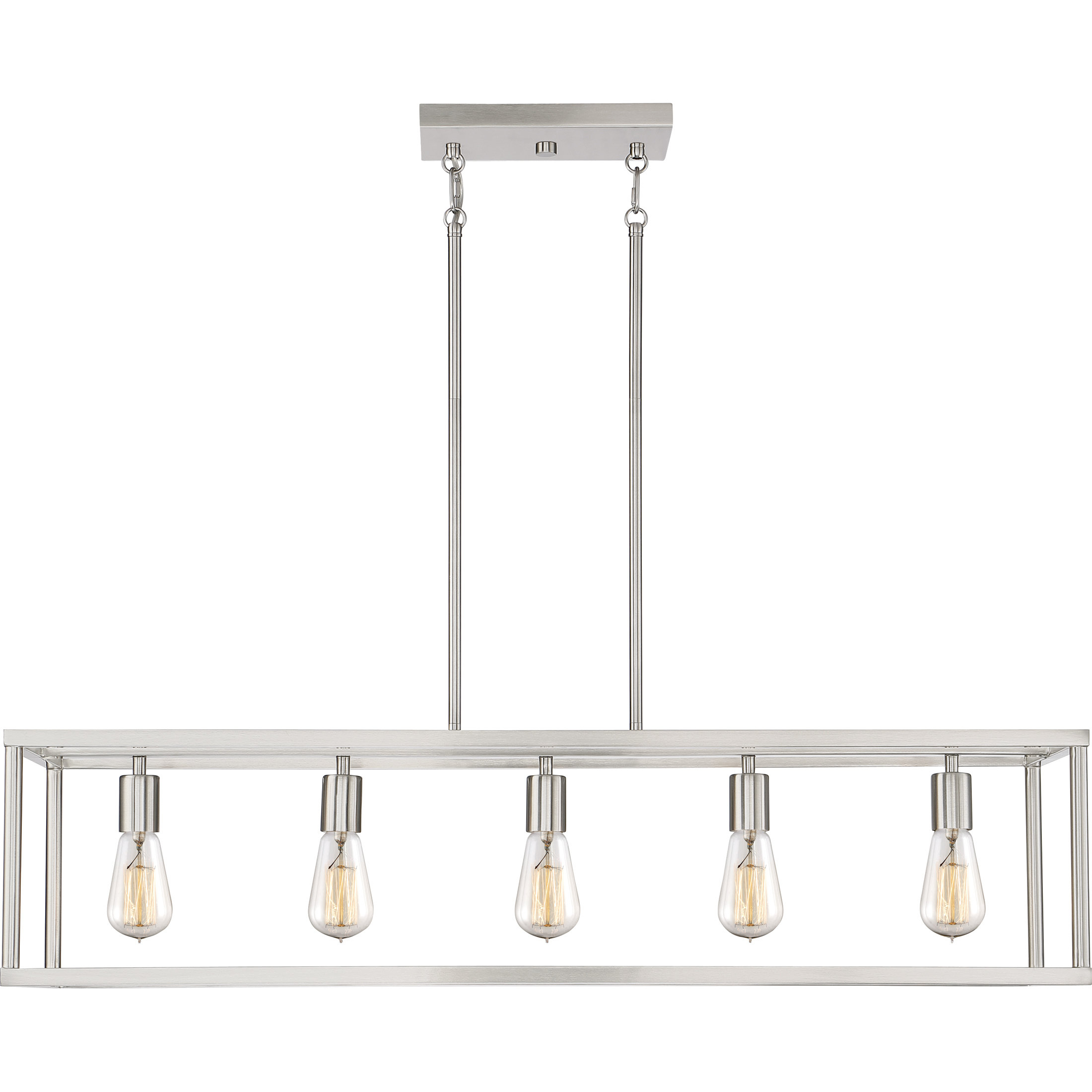 Recent Brayden Studio Sargeant 5 Light Kitchen Island Linear Pendant Pertaining To Neal 5 Light Kitchen Island Teardrop Pendants (View 18 of 20)