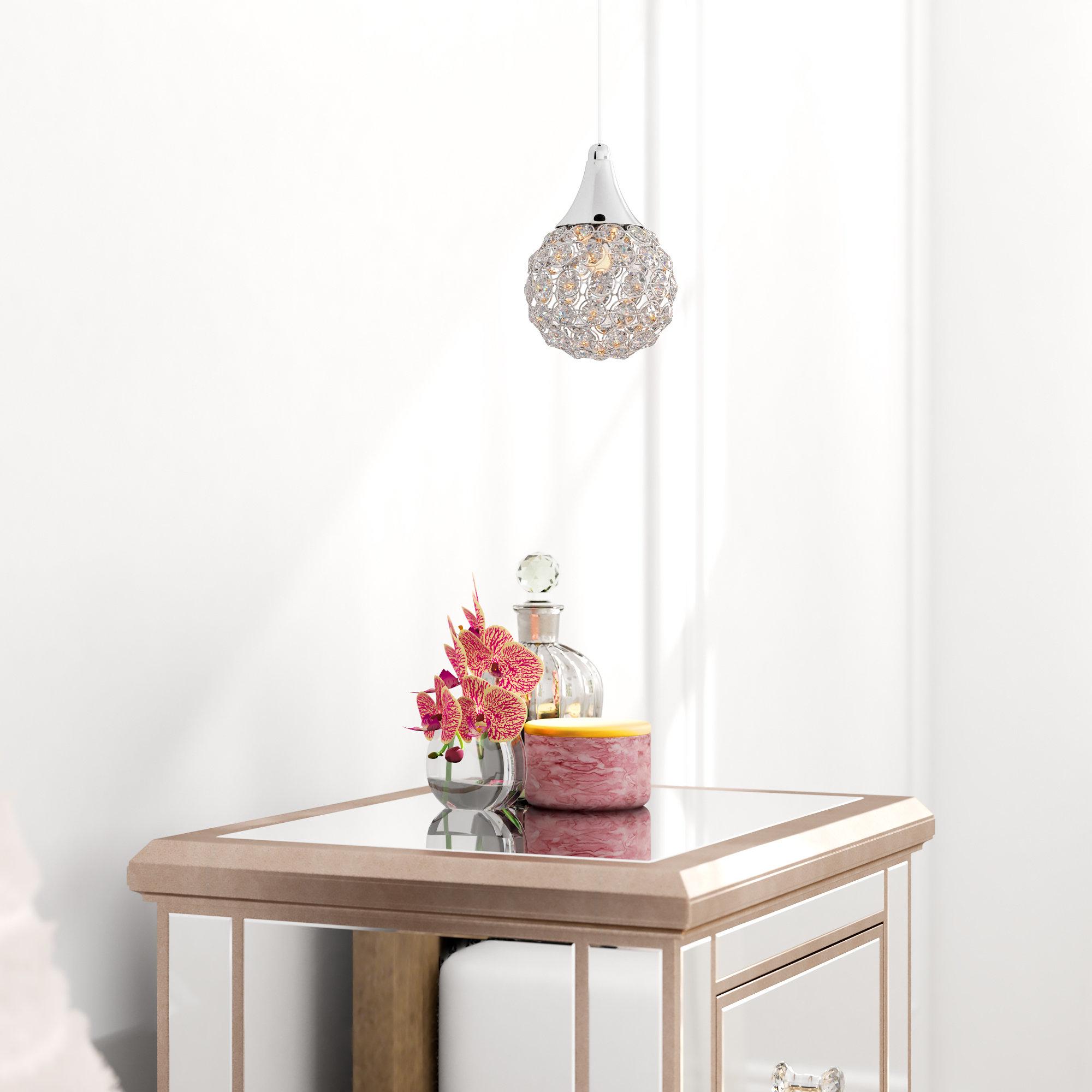 Featured Photo of Devereaux 1 Light Single Globe Pendants