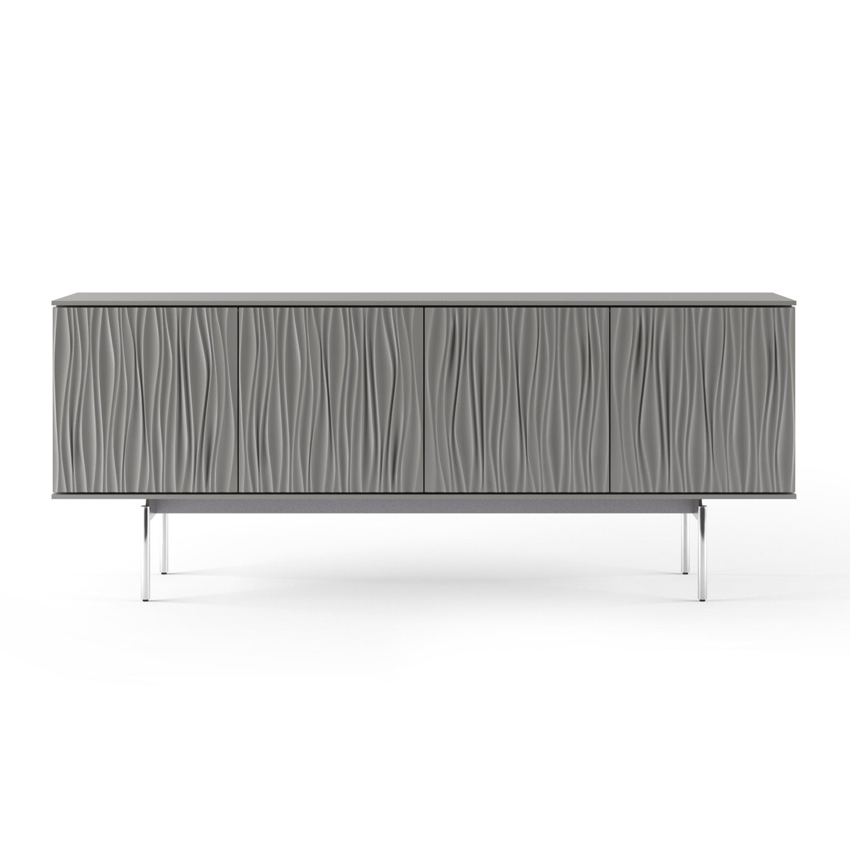 Recent Errol Media Credenzas With Modern & Contemporary Media Credenza (View 13 of 20)