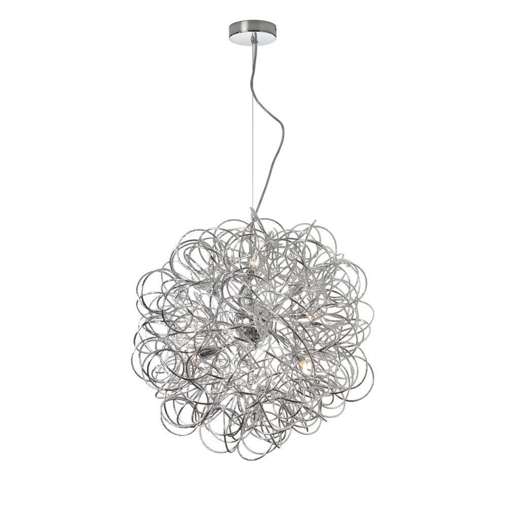 Recent Gregoire 6 Light Globe Chandeliers For Gardner 6 Light Globe Chandelier (Gallery 10 of 20)