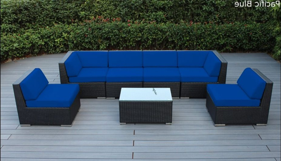 Recent Kentwood Resin Wicker Loveseats Inside Piece Outdoor Replacement Agreeable Ohana Rooms Sets Pacific (View 16 of 20)