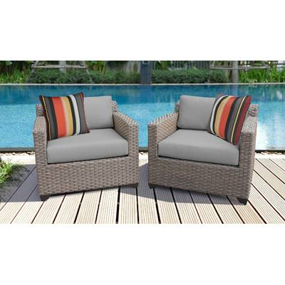 Recent Meeks Patio Sofas With Cushions For Meeks 7 Piece Sofa Seating Group With Cushions (View 11 of 20)