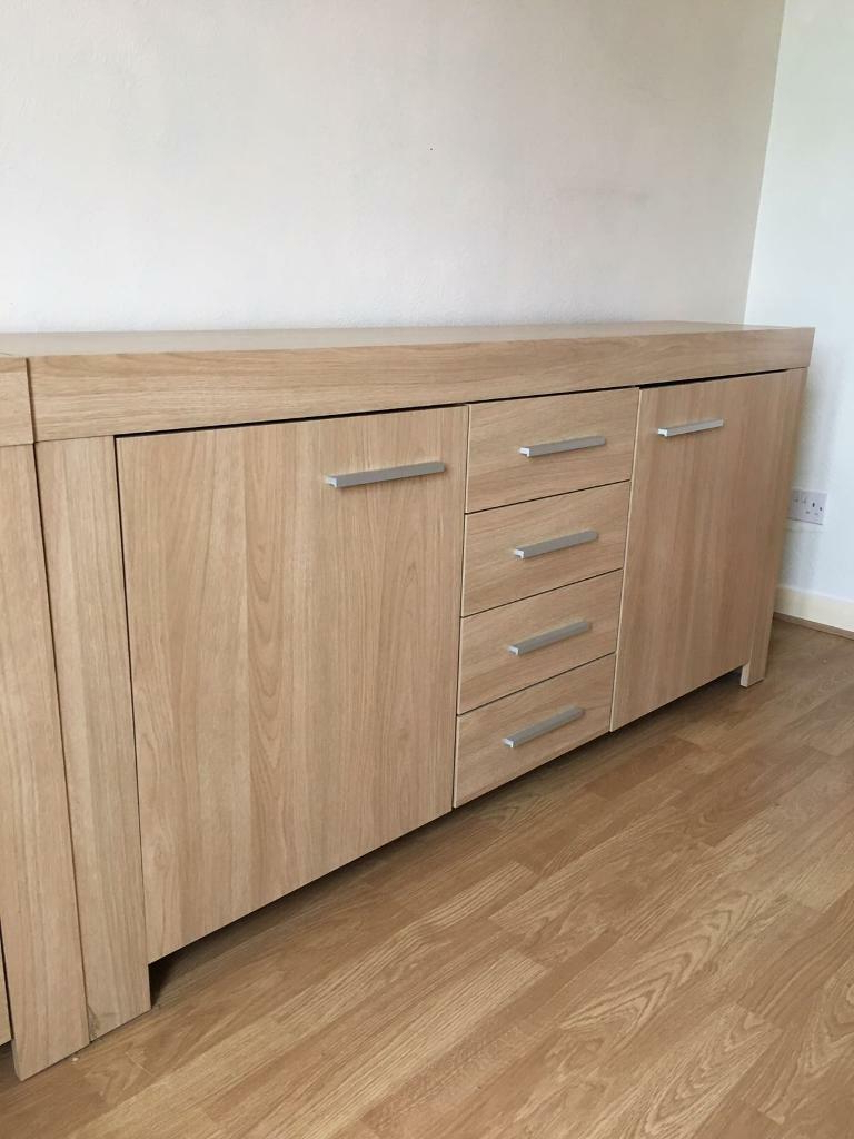Recent Norton Sideboards For Two Sideboards Oak Effect (View 16 of 20)