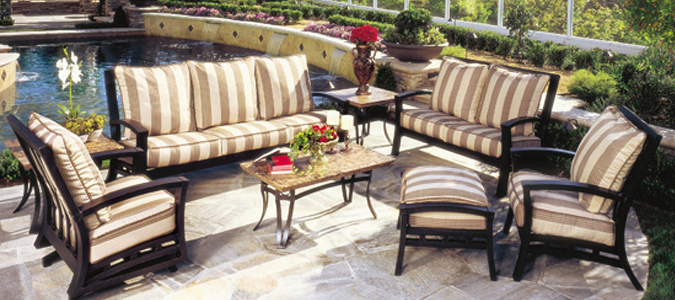 Recent Outdoor Furniture – Brentwood Outdoor Living Regarding Brentwood Patio Sofas With Cushions (View 14 of 20)