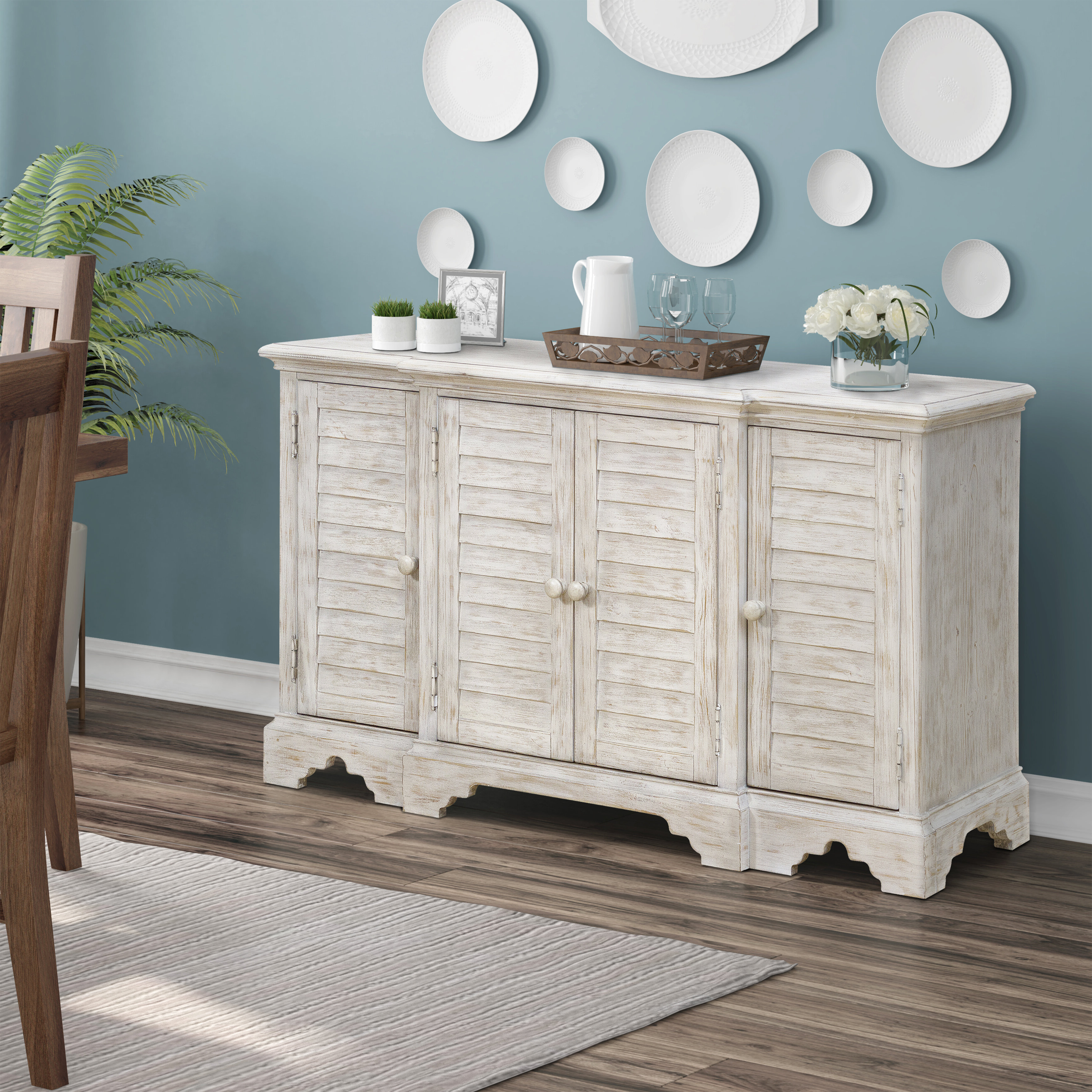 Recent Pineville Dining Sideboards Inside Lyndell Accent Sideboard (View 13 of 20)