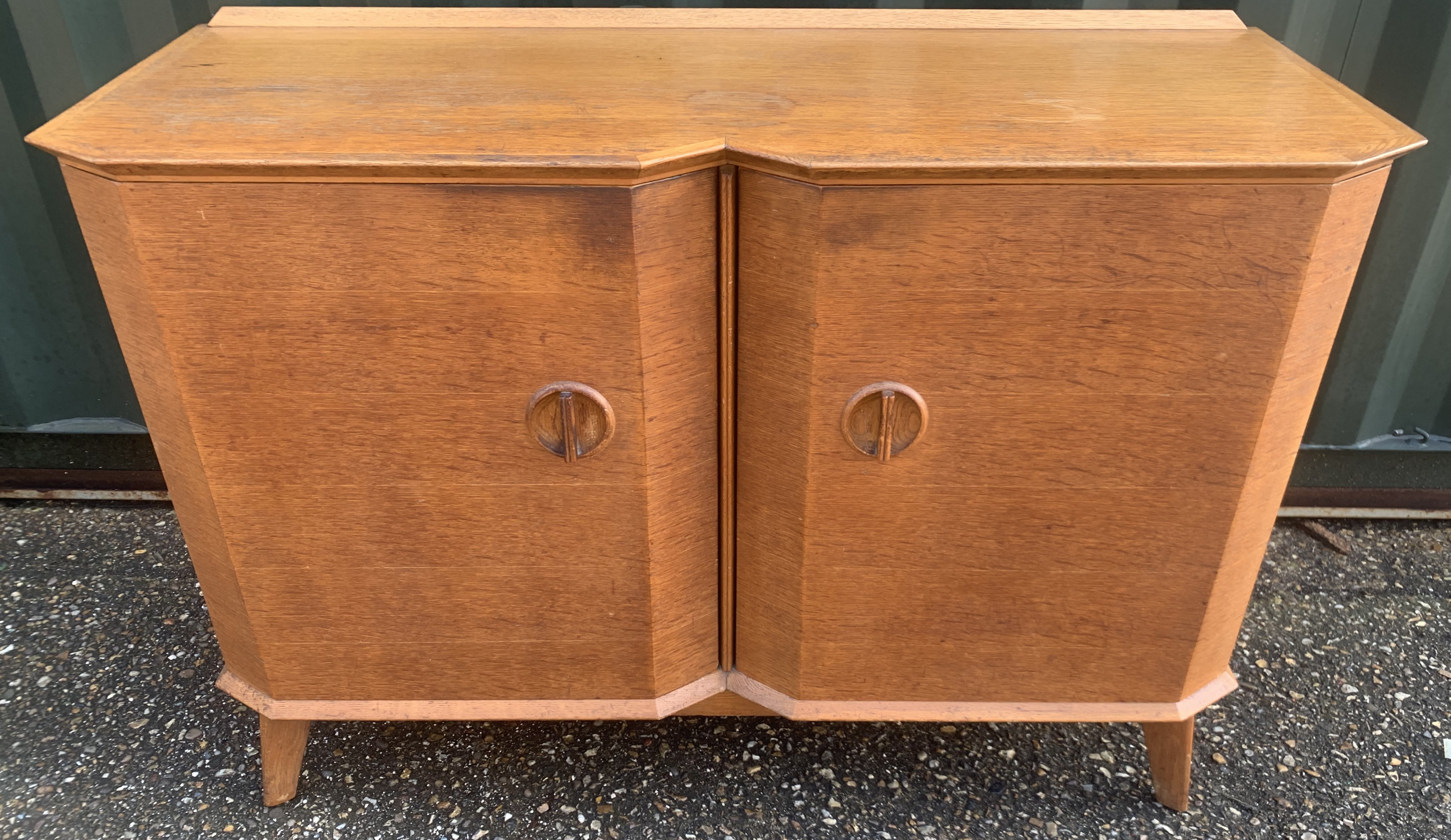 Recent Thbcs01 Sideboard Oak Continental • Trevor Howsam Limited Regarding Hayter Sideboards (View 18 of 20)
