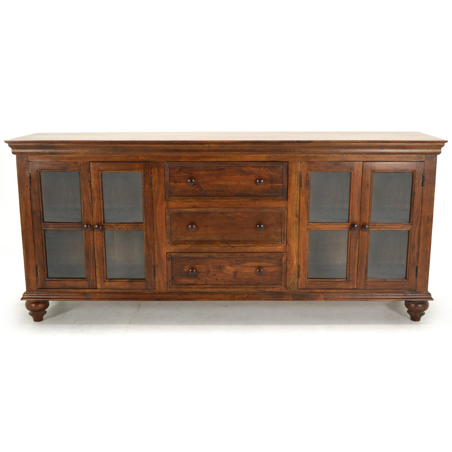 Remington Sideboard Media Cabinet, Antique Java – Home Pertaining To Popular Remington Sideboards (Gallery 3 of 20)