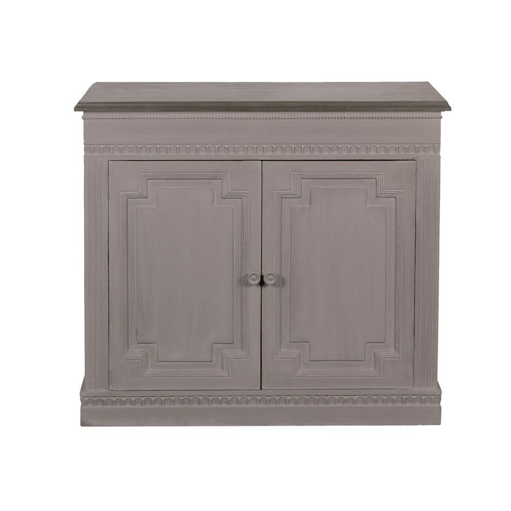 Remington Sideboards Within Fashionable Adrien Sideboard – Dark Grey (View 16 of 20)