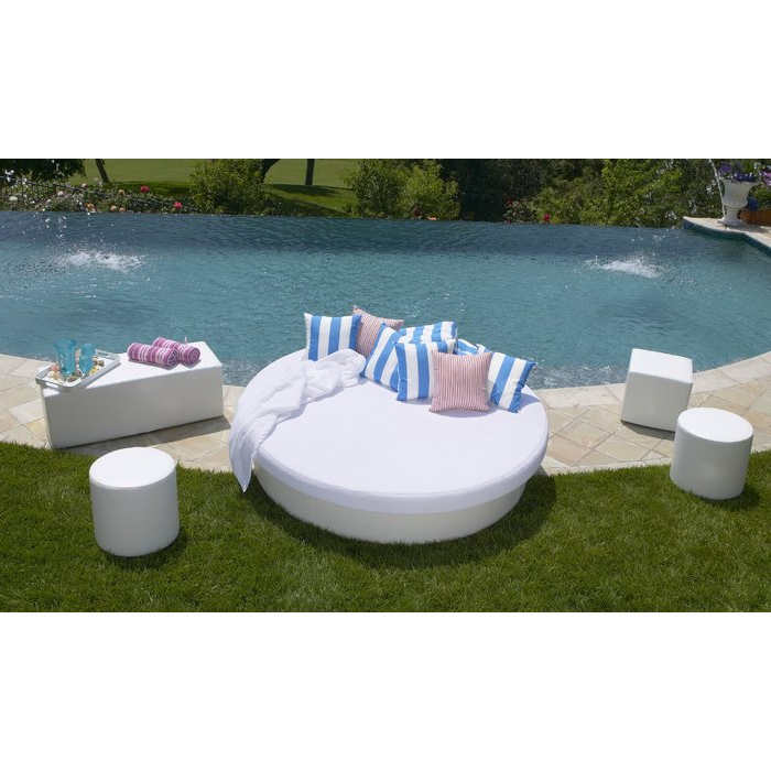 Resort Patio Daybeds Pertaining To 2020 Sunpad Resort Patio Daybed (Gallery 11 of 20)