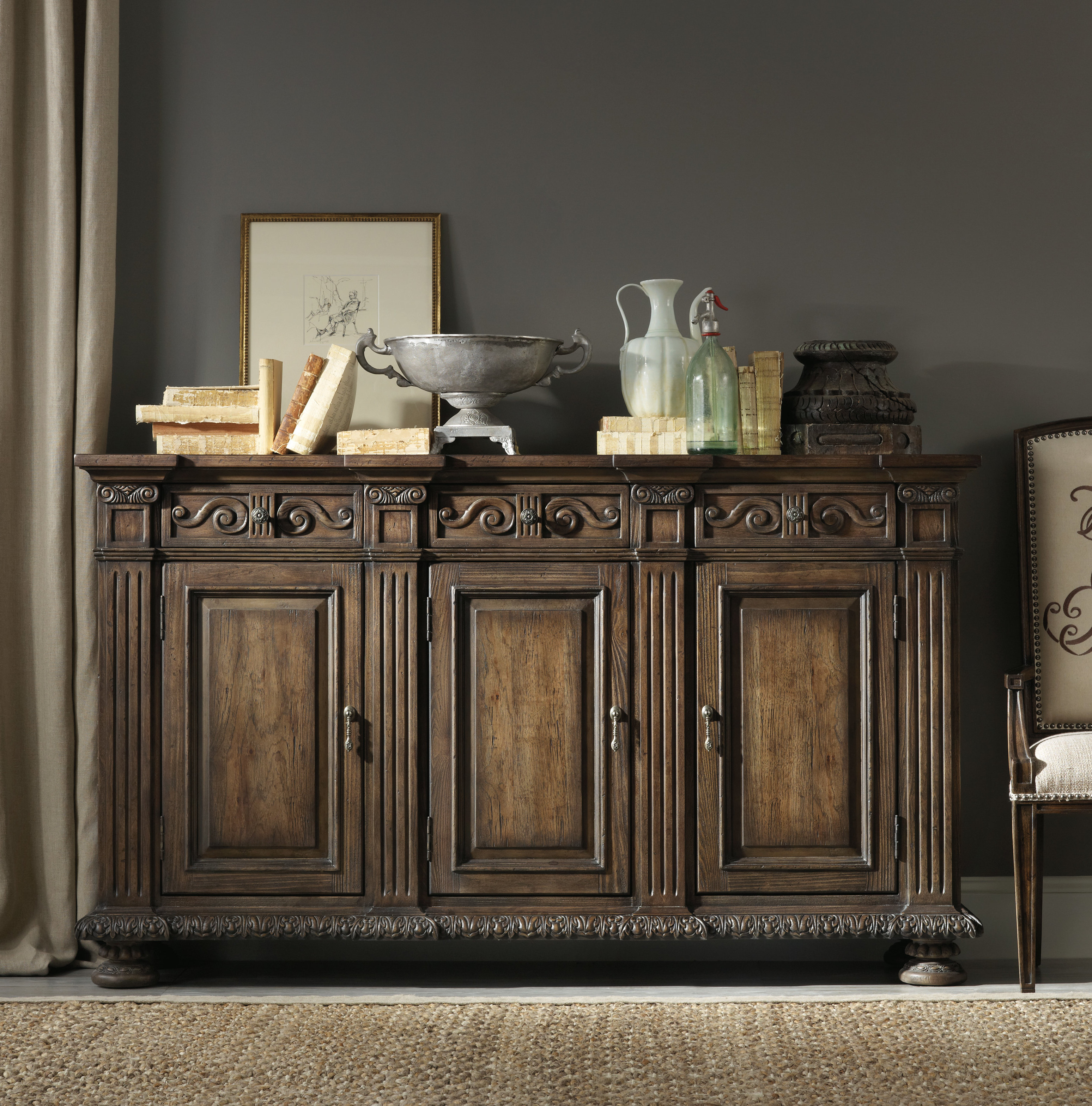 Rhapsody Sideboard Intended For Famous Solana Sideboards (View 18 of 20)