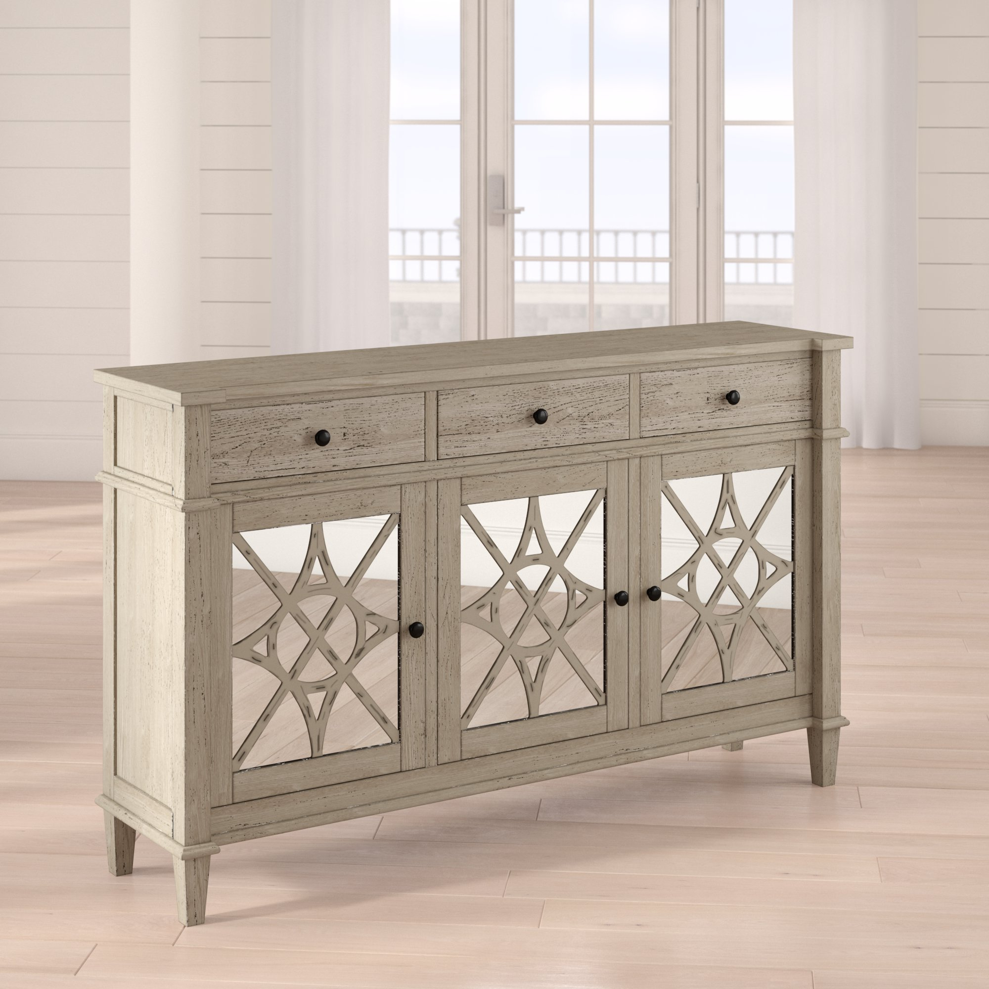 """Rosecliff Heights Parmelee Tv Stand For Tvs Up To 60"""" With Fireplace Pertaining To Most Recently Released Parmelee Tv Stands For Tvs Up To 65"""" (View 7 of 20)"""