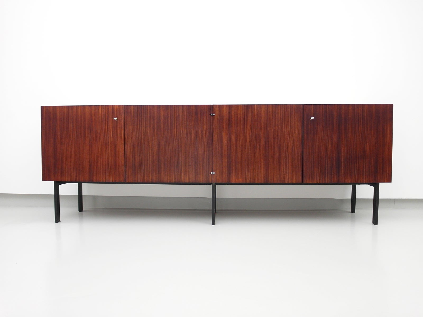 Rosewood Sideboard Attributed To Etienne Fermigier For Meubles Et Fonction,  1961 Inside 2020 Etienne Sideboards (Gallery 8 of 20)