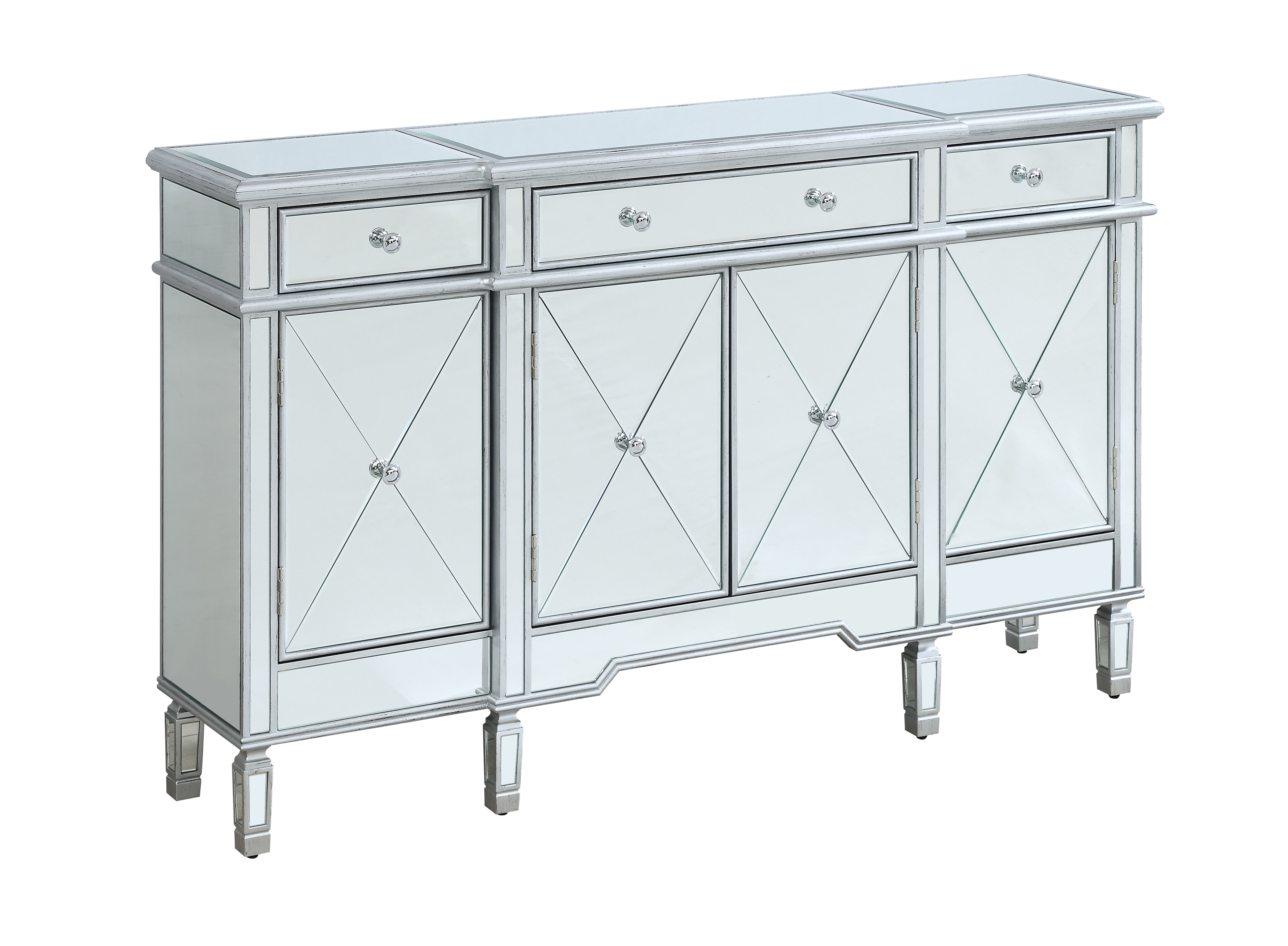 Rosson Sideboards Intended For Most Popular Castelli Sideboard (Gallery 9 of 20)