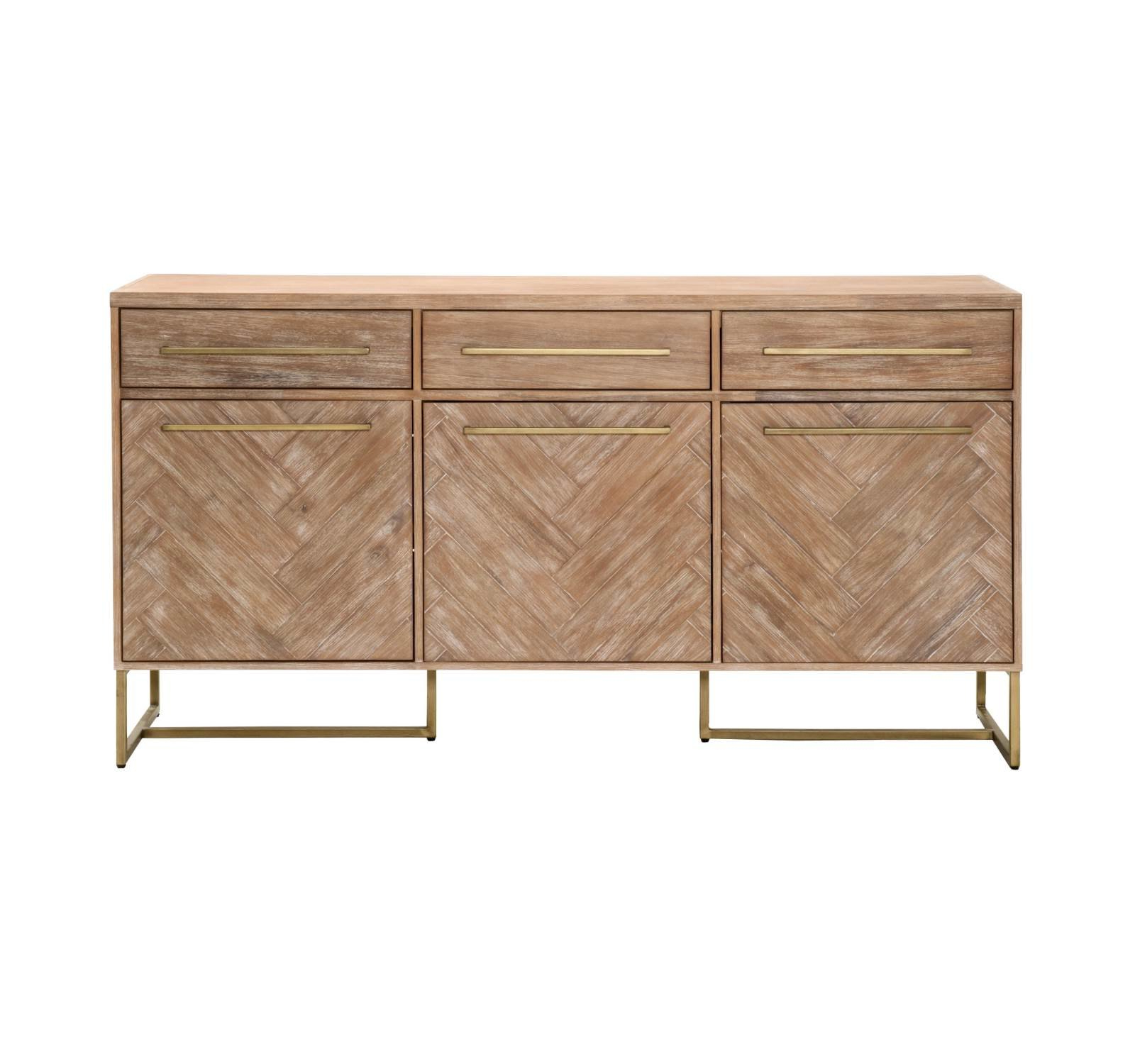 Rosson Sideboards Within 2019 Tre Buffet Table (Gallery 7 of 20)
