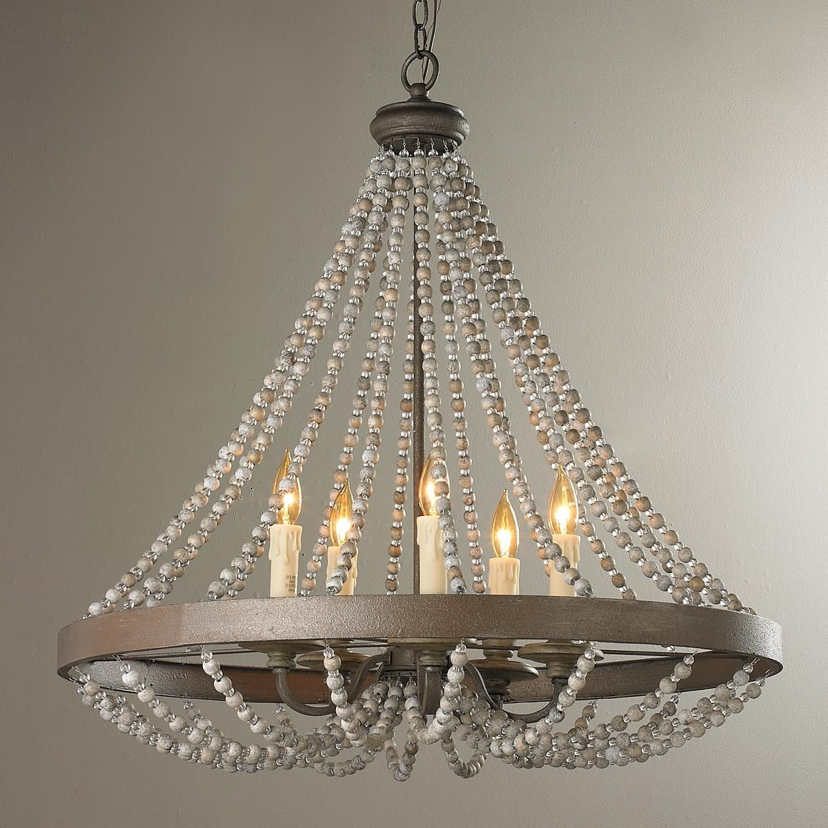 Rustic Designs In Intended For Favorite Ladonna 5 Light Novelty Chandeliers (View 14 of 20)