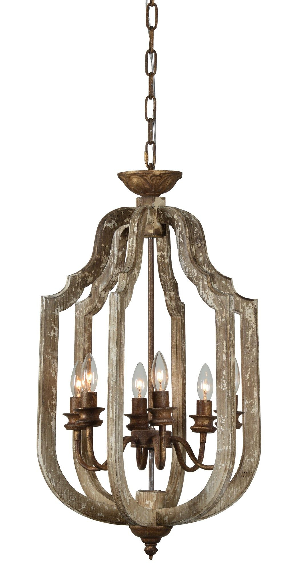 Rustic Light Fixtures (View 11 of 20)