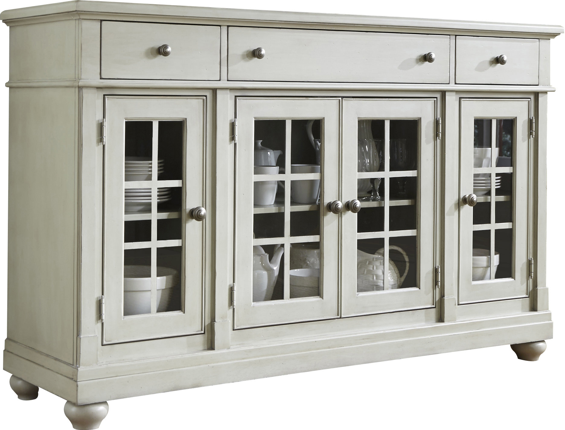 Saguenay Sideboards Within Fashionable Lark Manor Saguenay Sideboard (View 8 of 20)