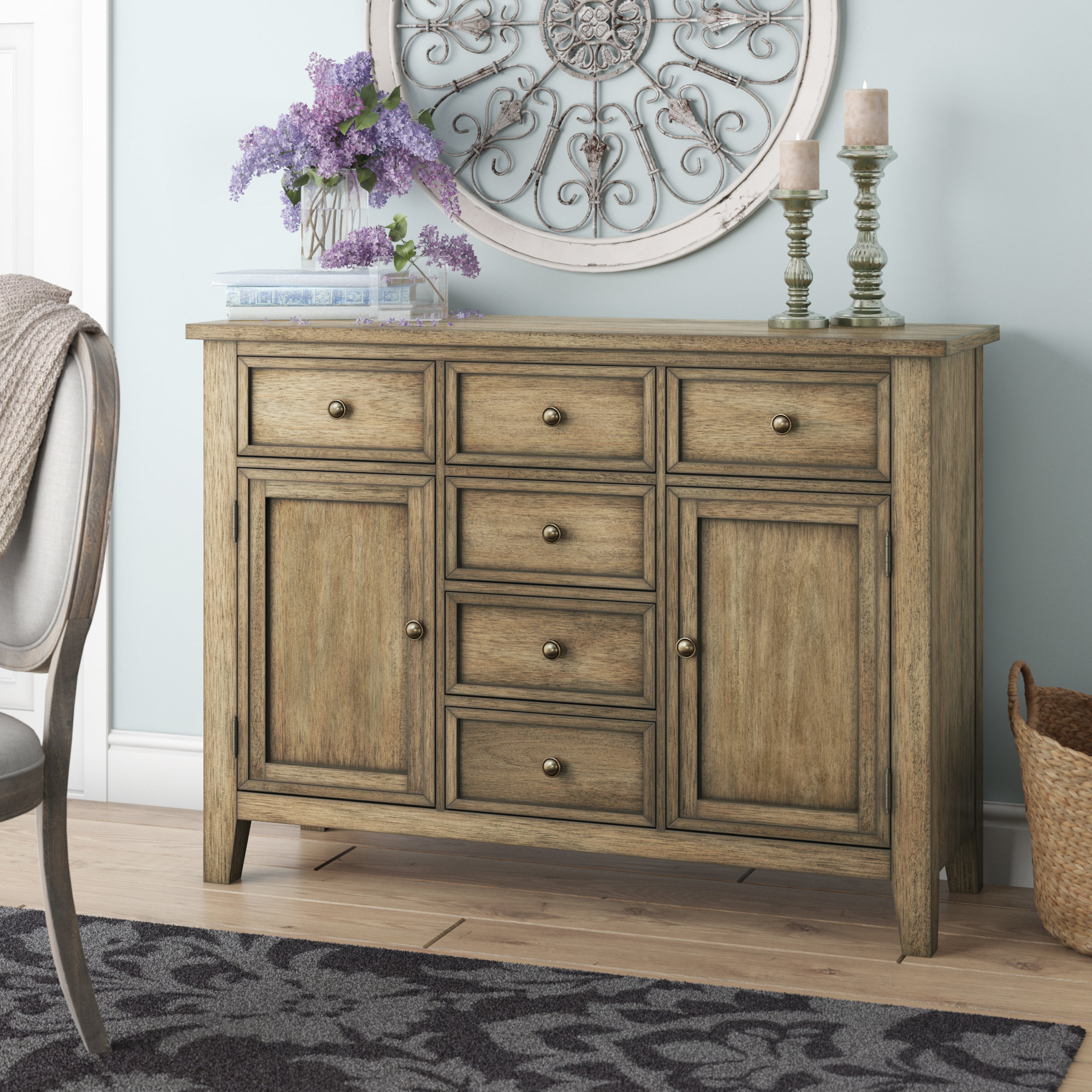 Saint Gratien Sideboard Throughout Favorite Whitten Sideboards (View 11 of 20)