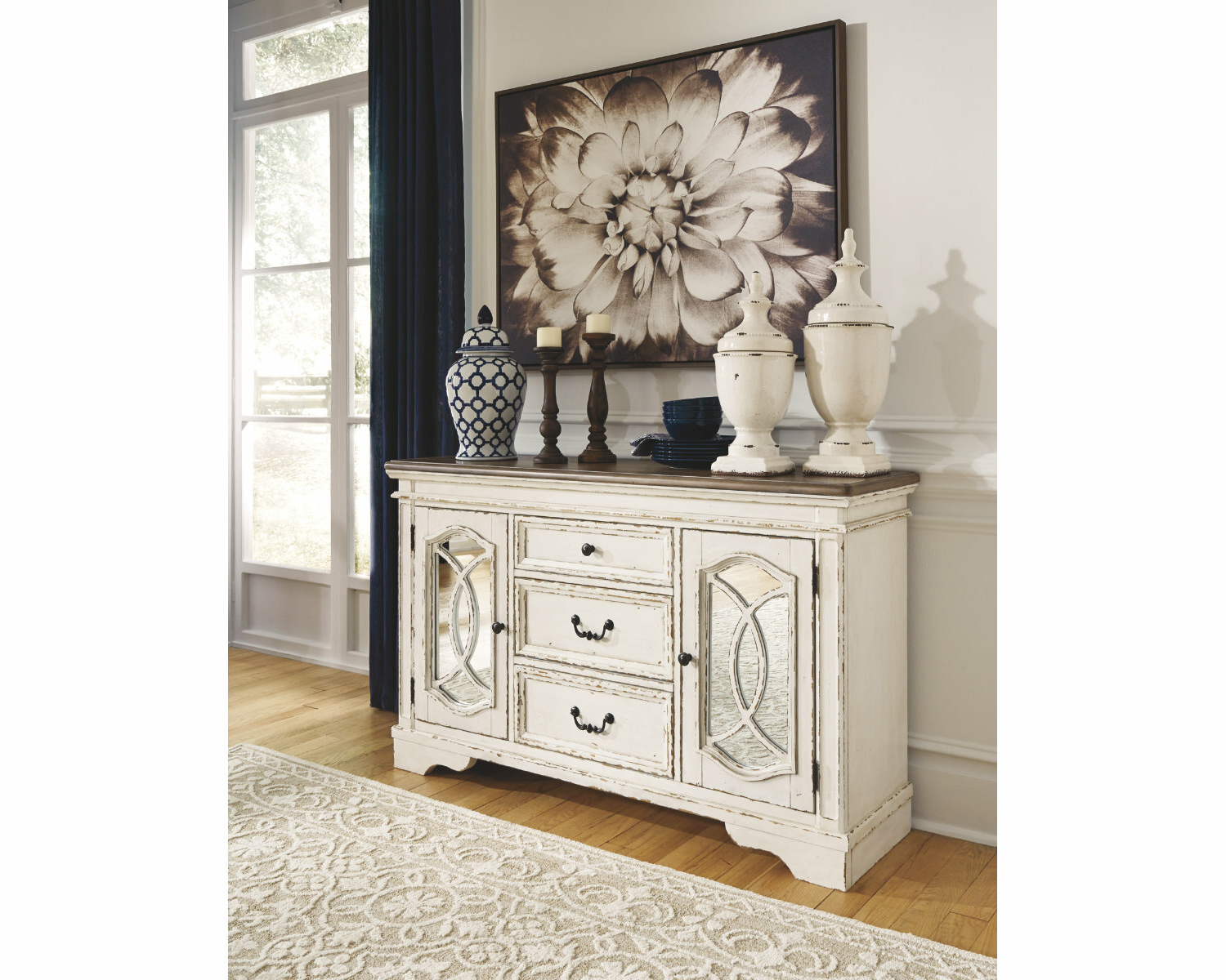 Sara Dining Room Server Sideboard Pertaining To Fashionable Joyner Sideboards (View 17 of 20)