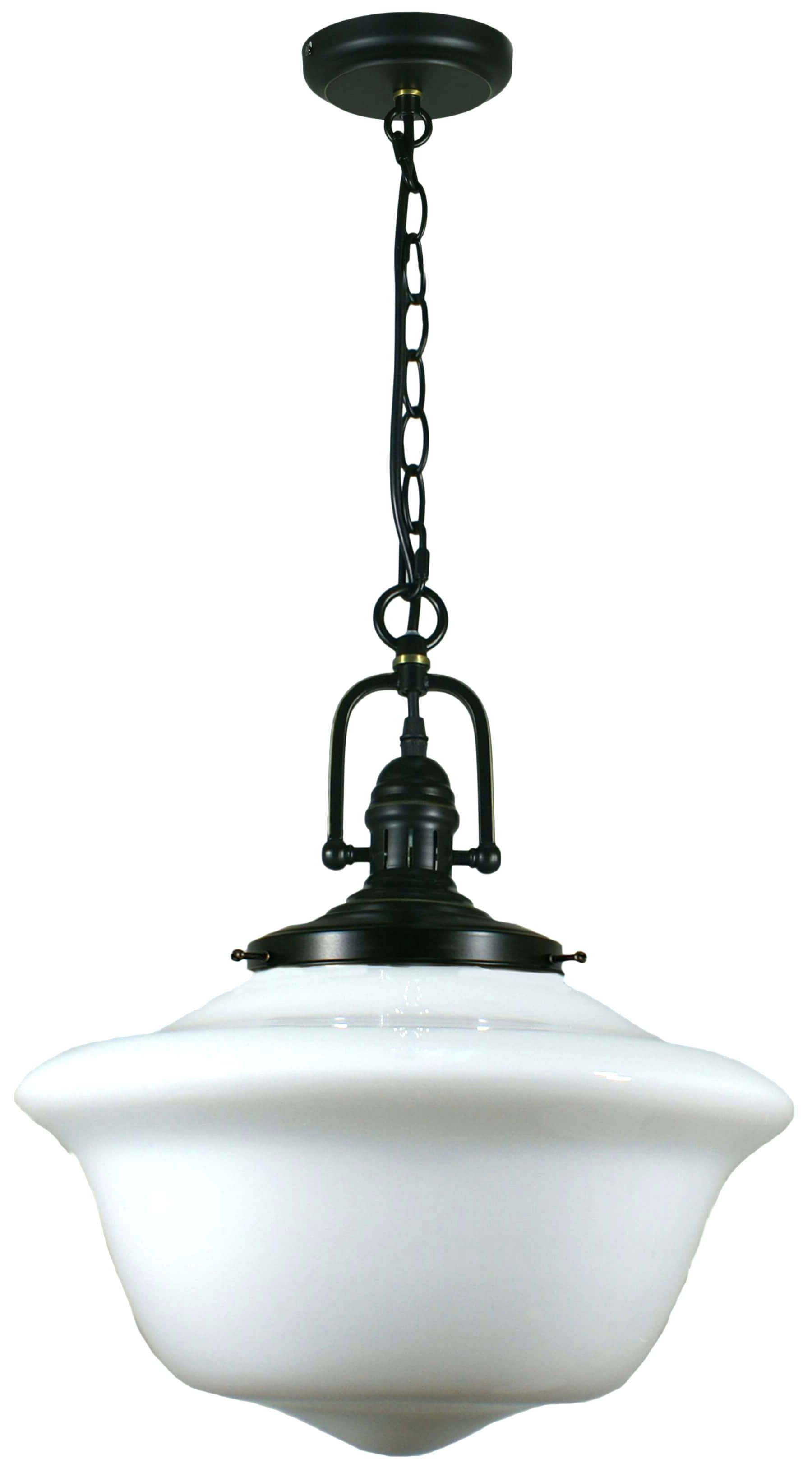 Schoolhouse Pendant Light – Boonapp.co Within Most Popular Nadine 1 Light Single Schoolhouse Pendants (Gallery 20 of 20)