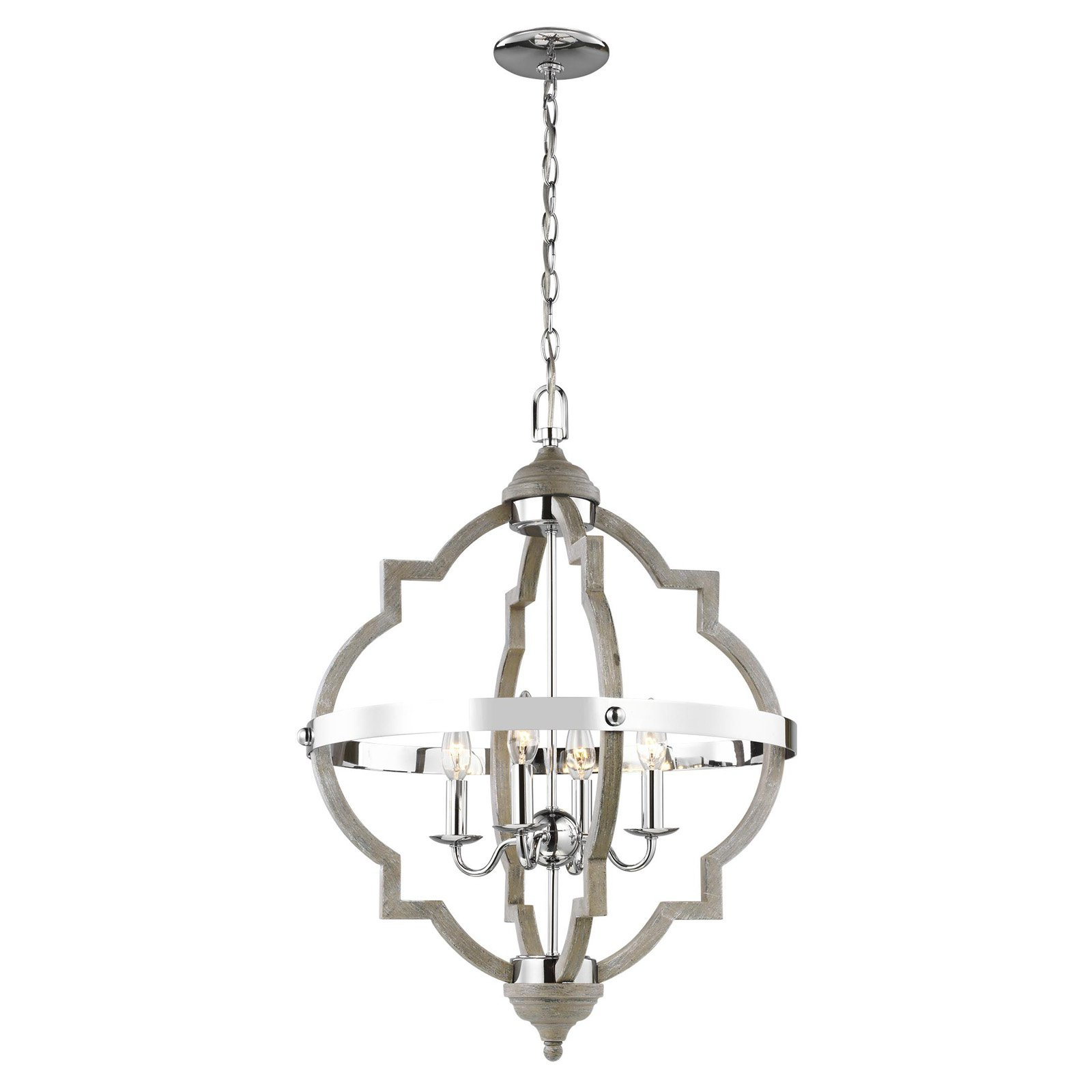 Sea Gull Lighting Socorro 215490 Foyer Chandelier (View 18 of 20)